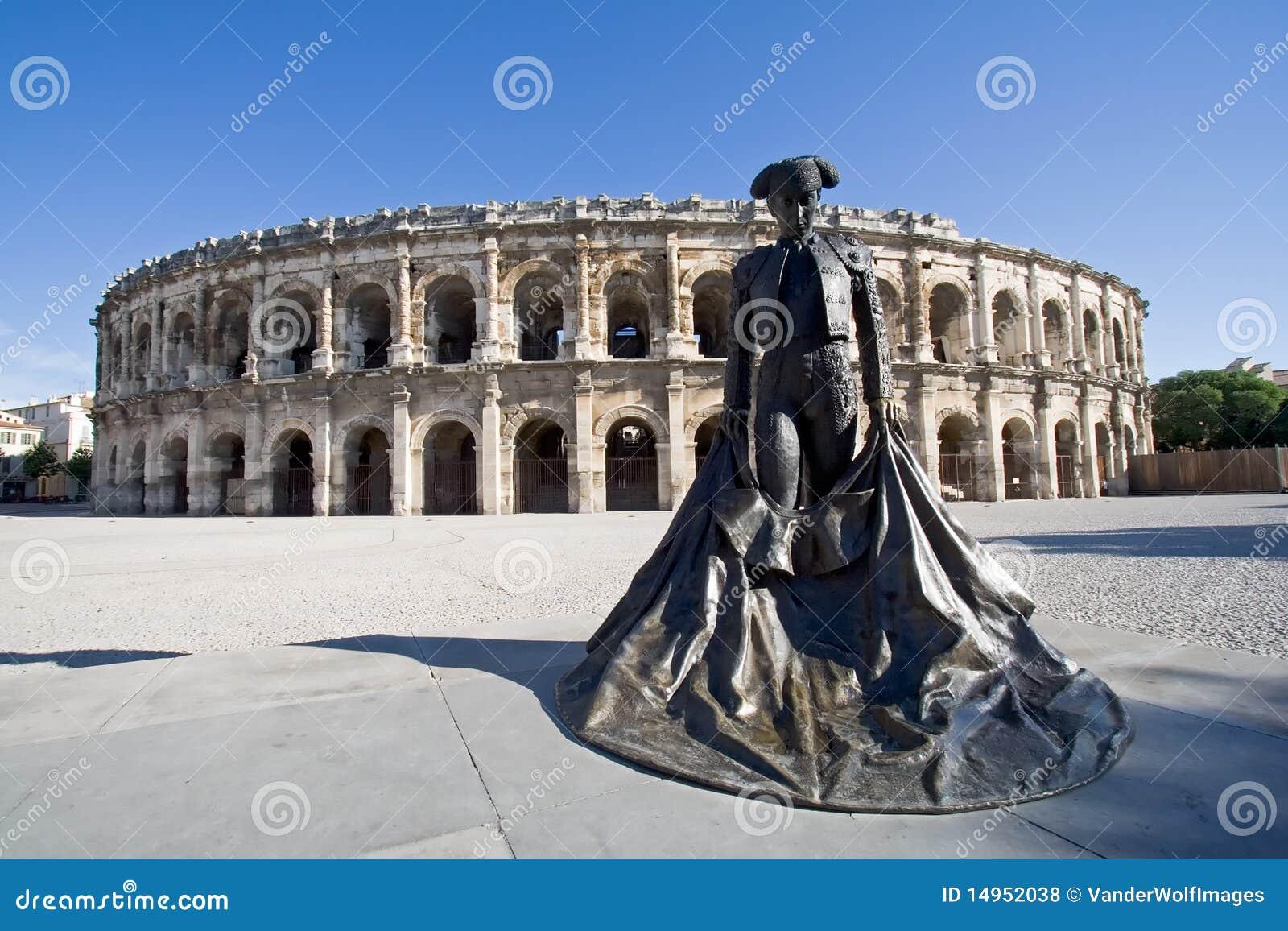 Arena Nîmes Frankrijk