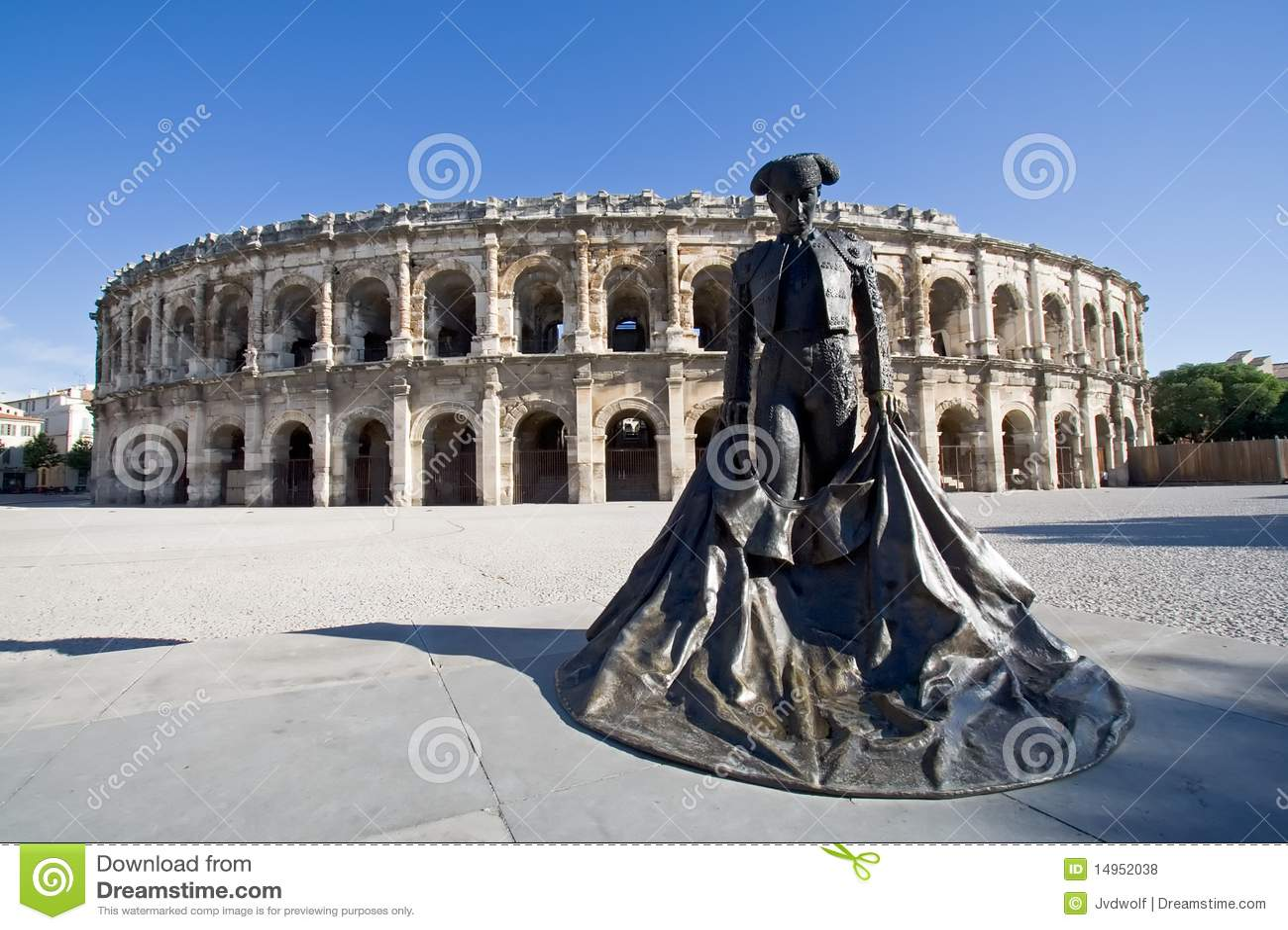Arena Nimes France