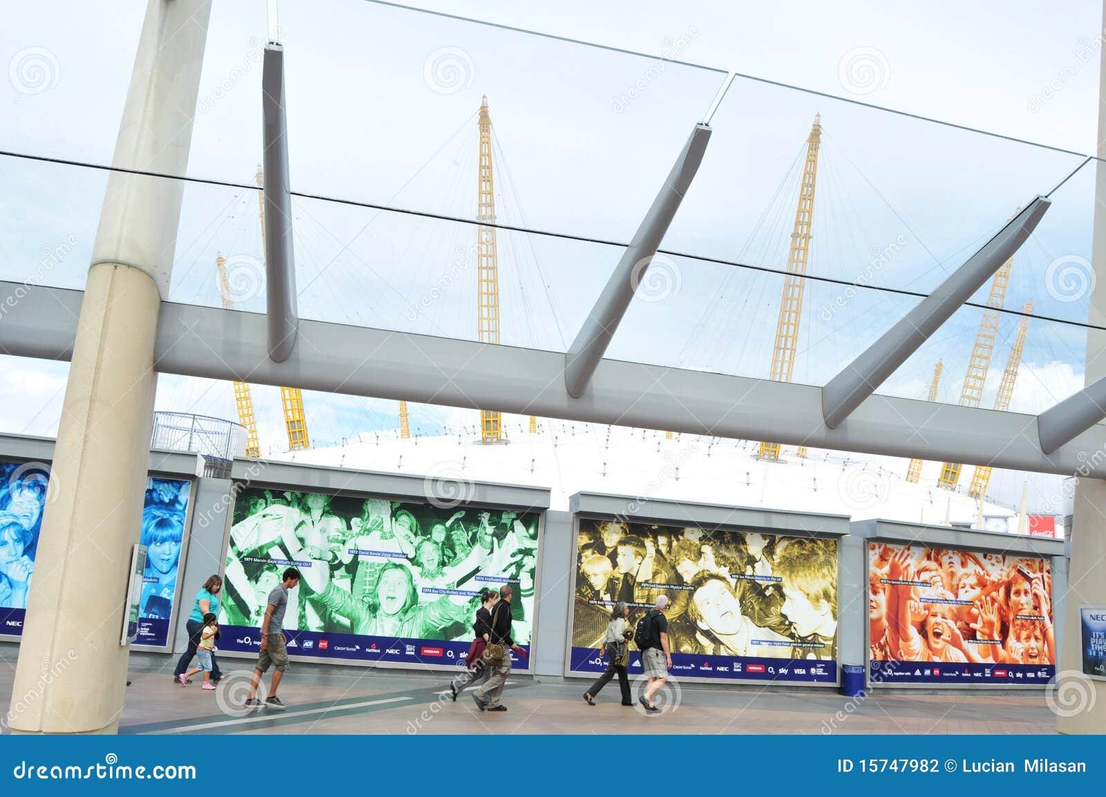 A arena O2