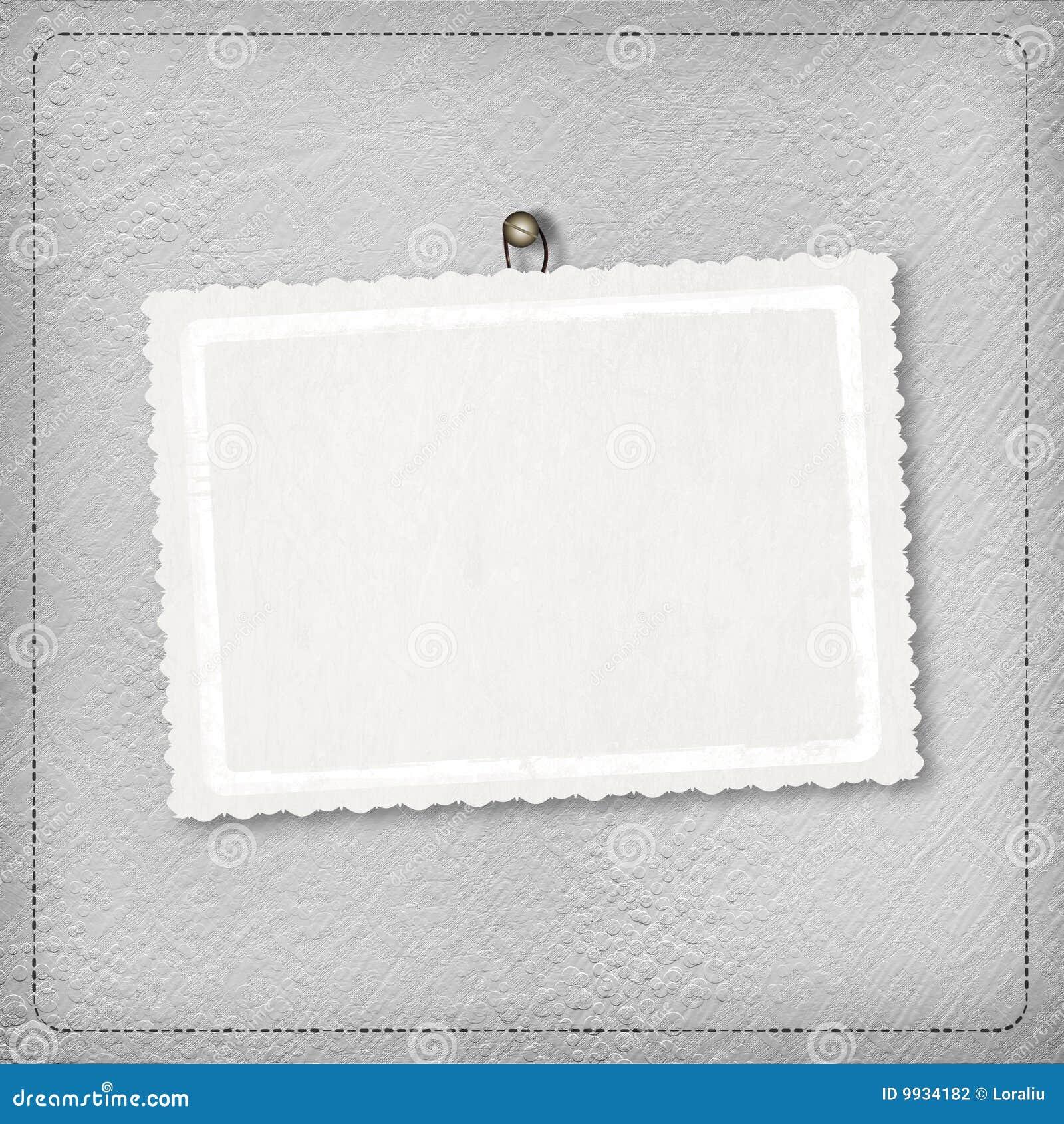 Argent abstrait de carte de fond