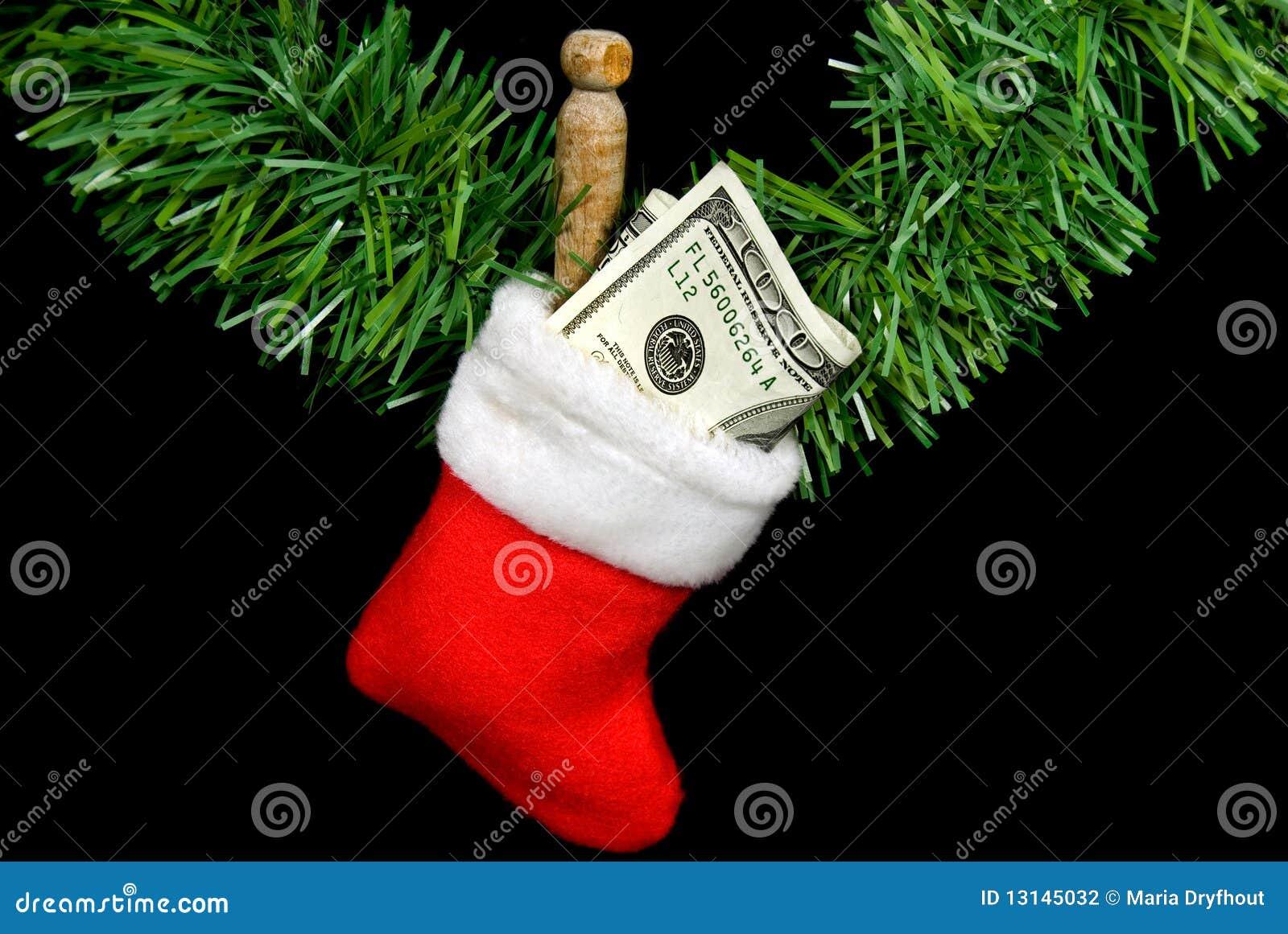 Argent comptant de Noël