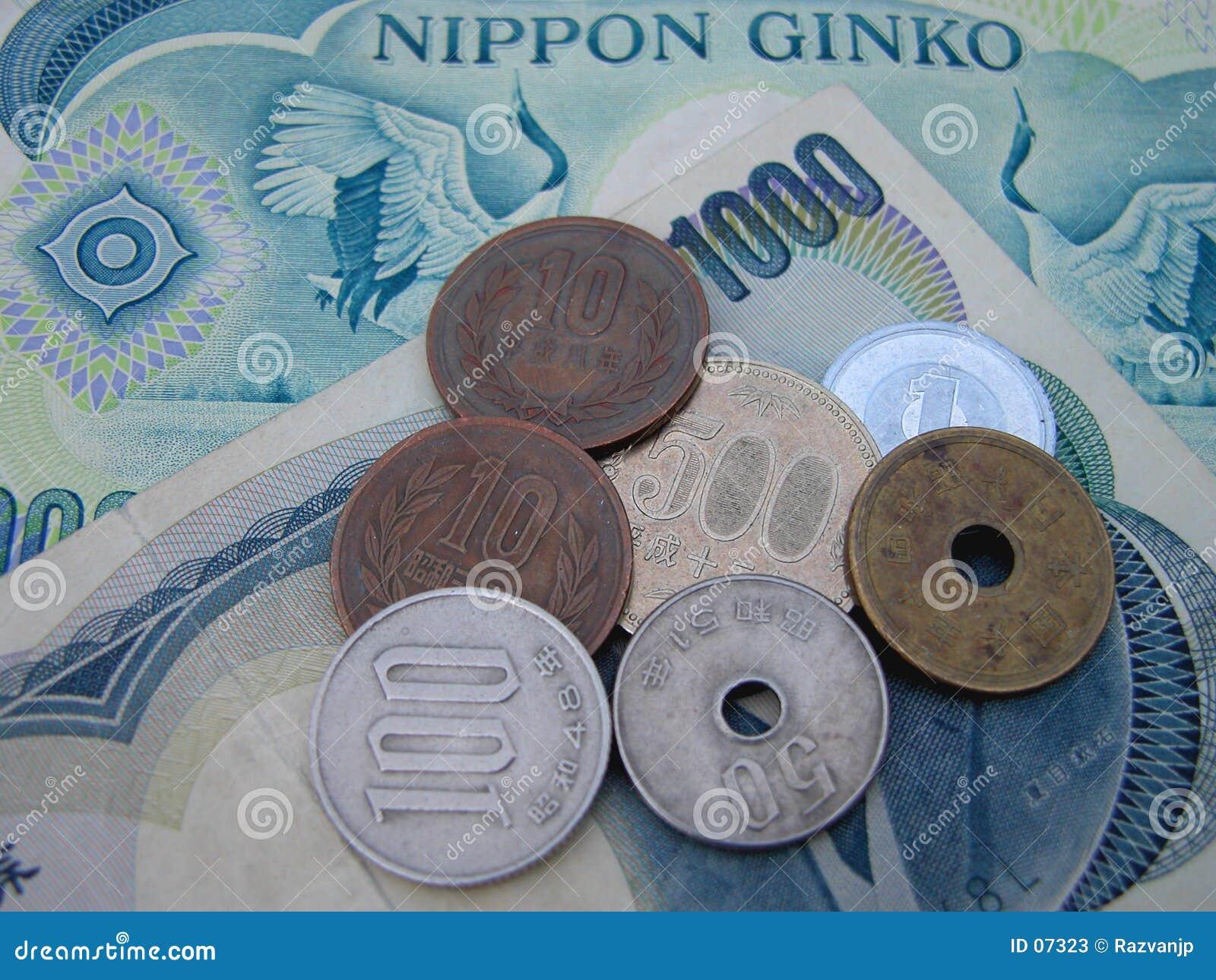 Argent japonais