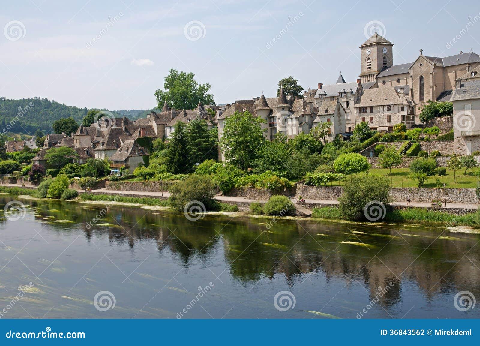 Argentat, Frankreich