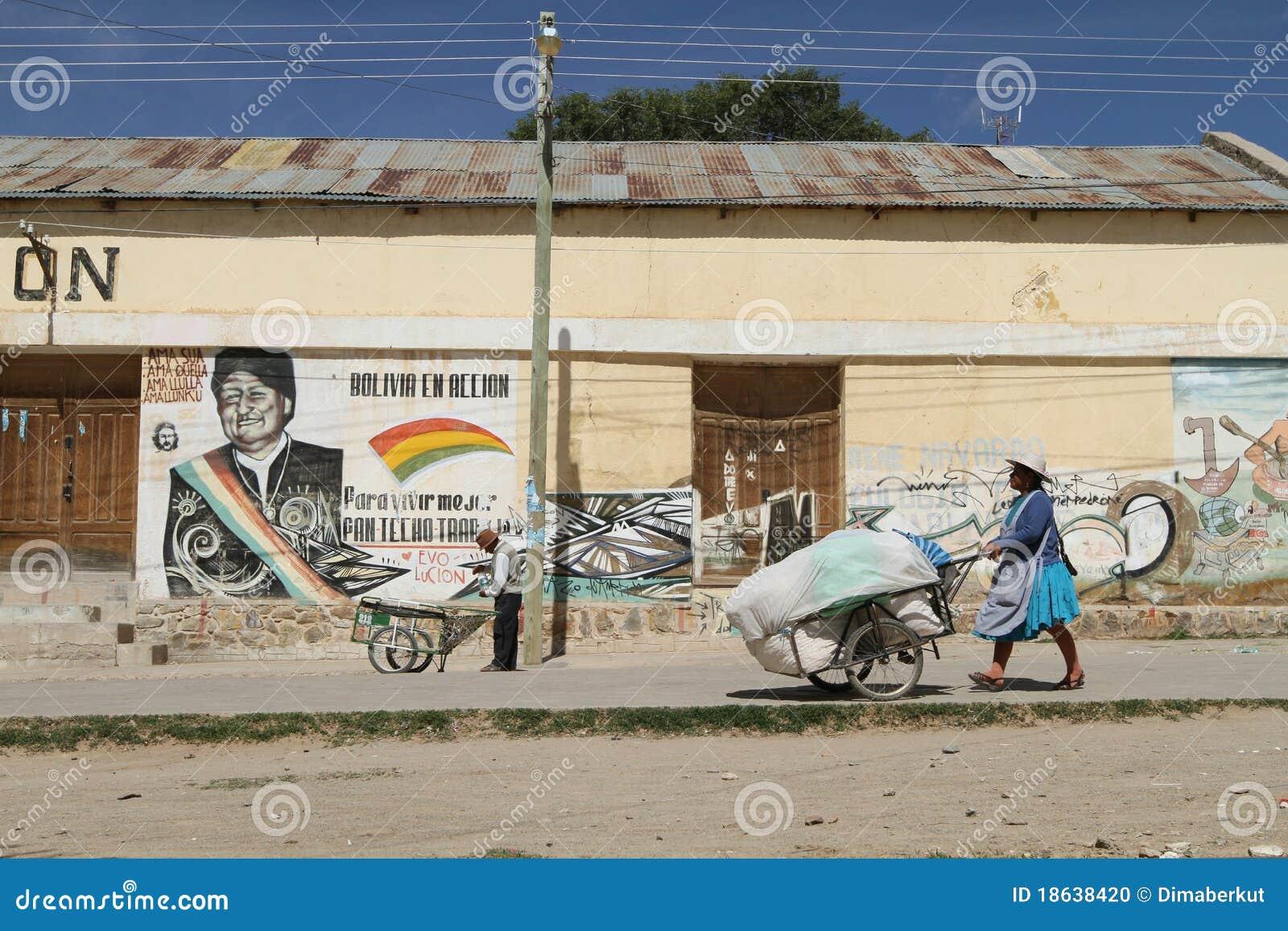 Argentina-Bolivian border