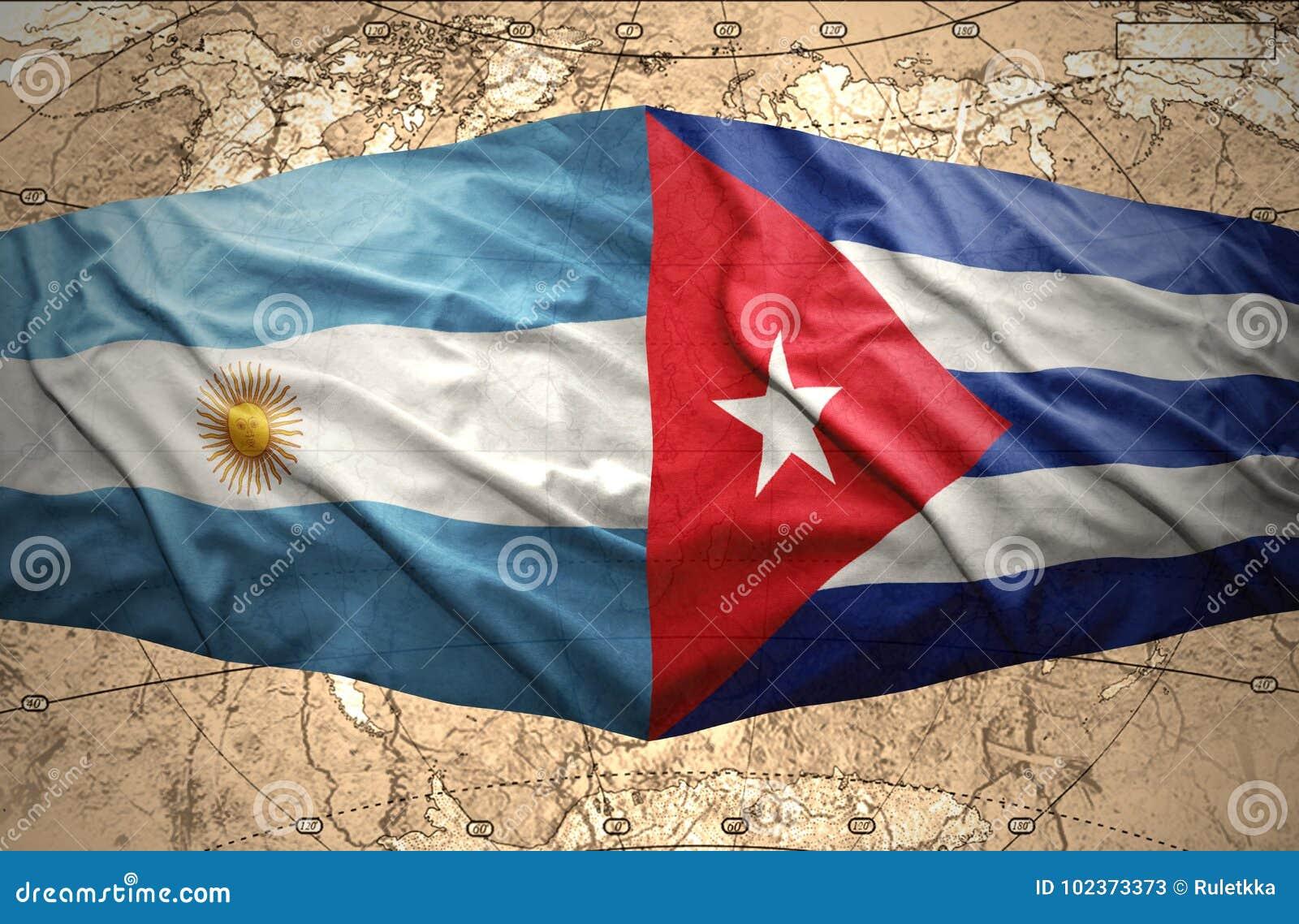 Argentina and Cuba stock illustration. Illustration of capital ... d091d78d978