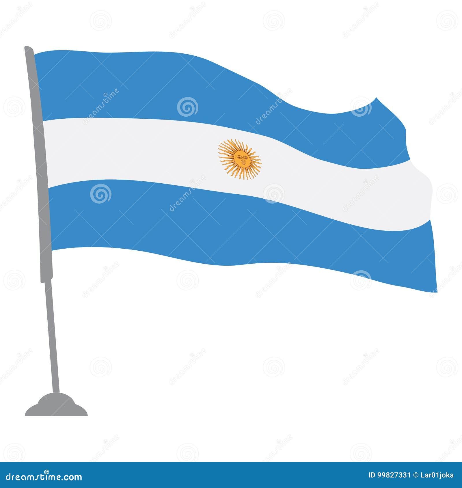 Argentina flagę