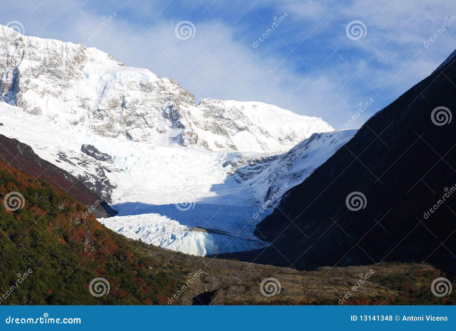 Argentina lodowa patagonia