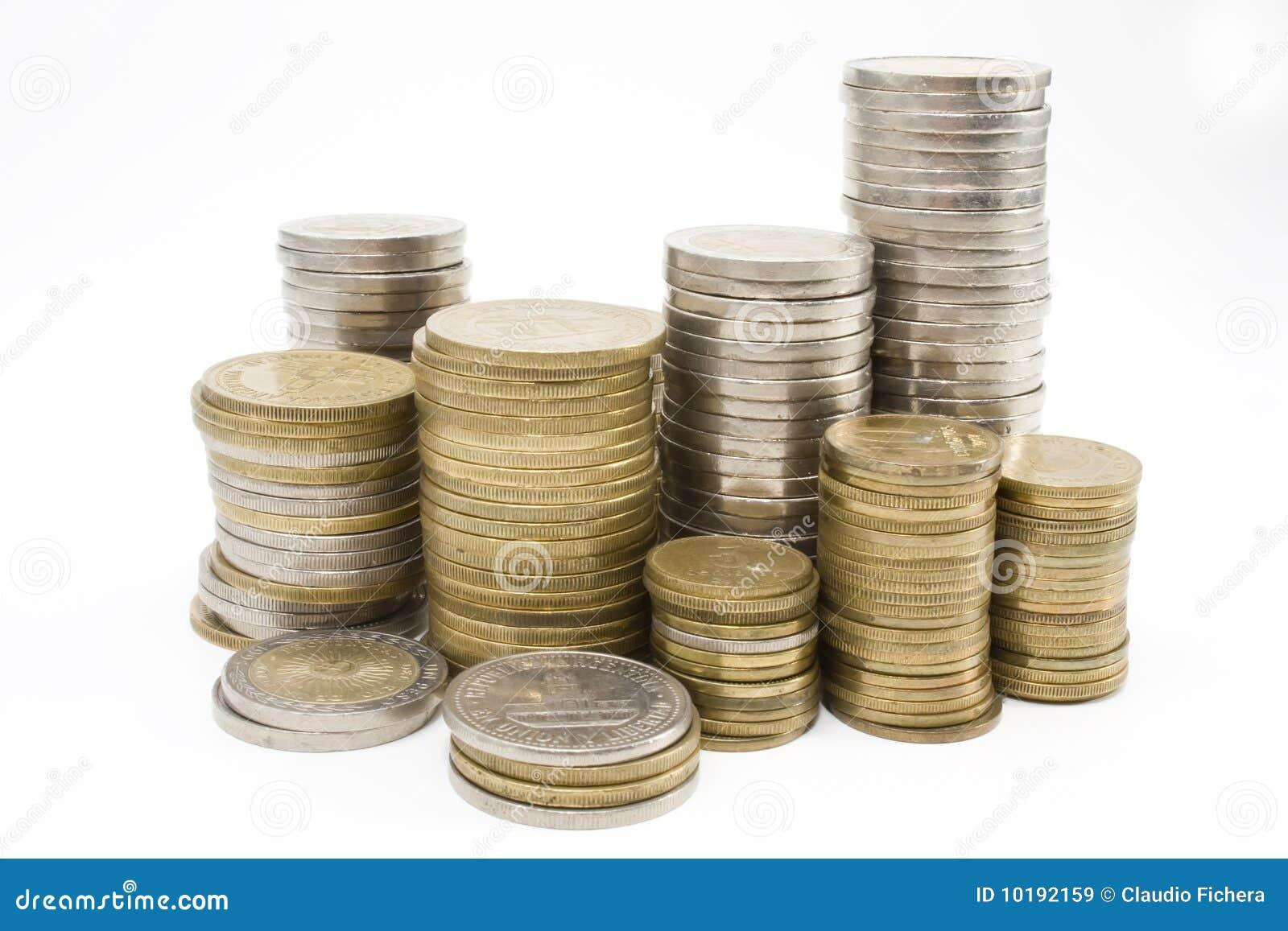 Argentinians monety