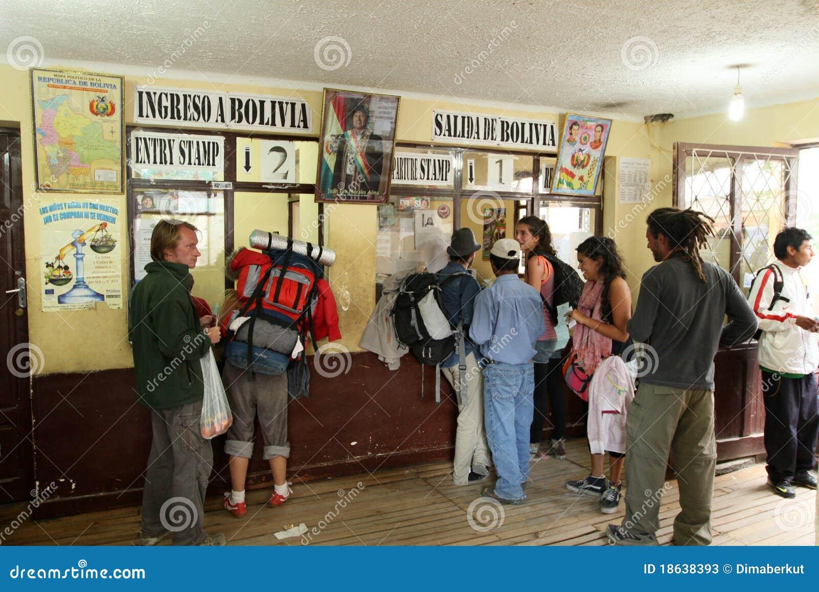Argentinien-Bolivianischer Rand