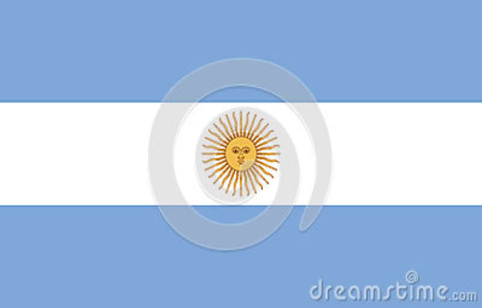 Argentyna flaga wizerunek