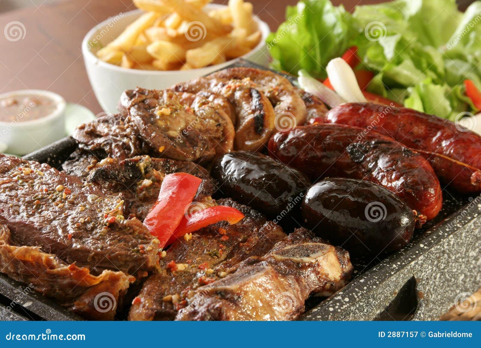Argetnine barbecue