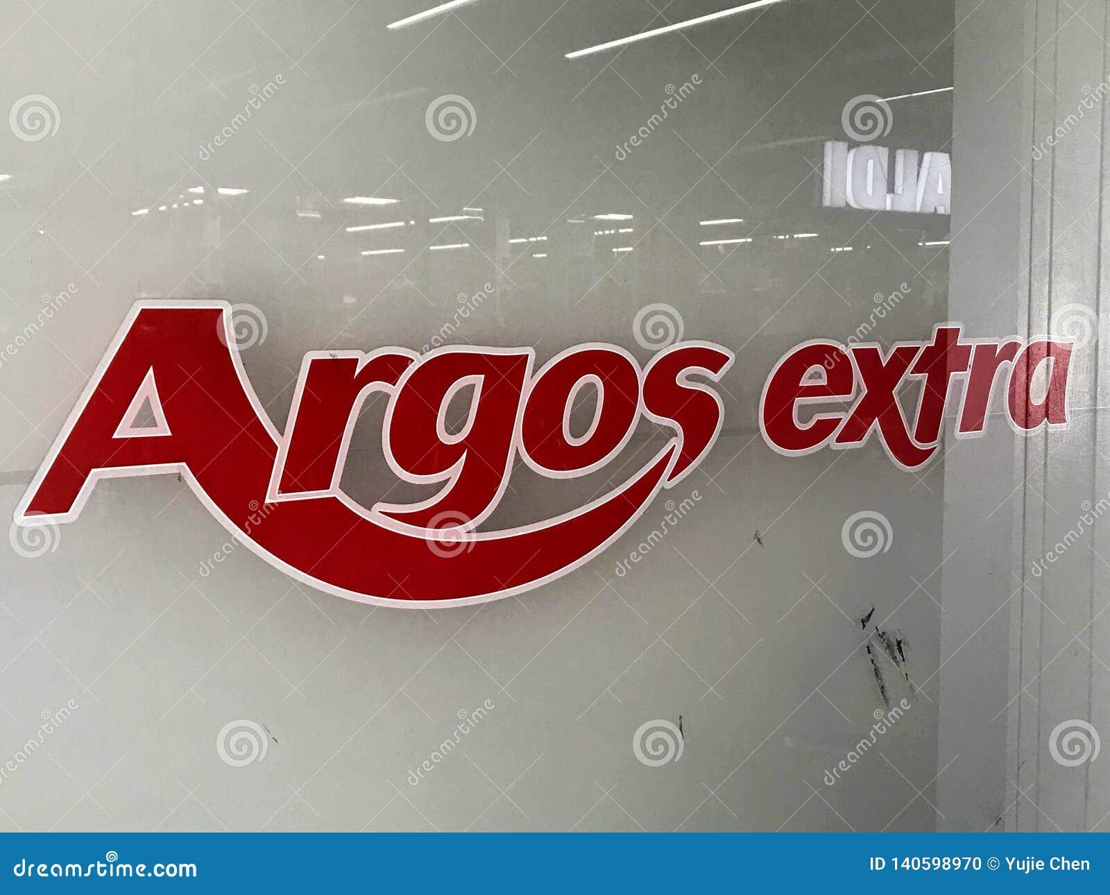 Argos extra store editorial image  Image of sainsburys - 140598970