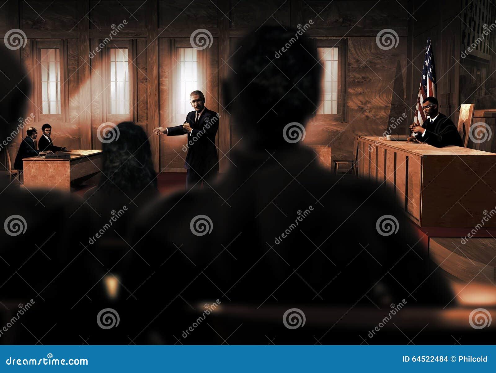Argumento do promotor de justiça