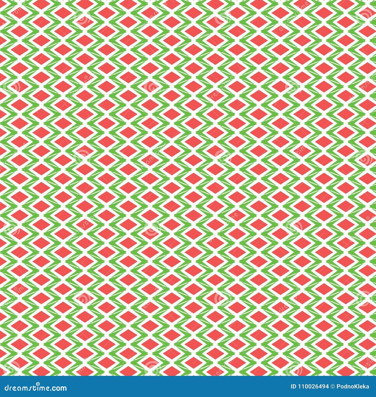 Argyle Unique Abstract Geometric Fabric-Patroon Achtergrondtextuur