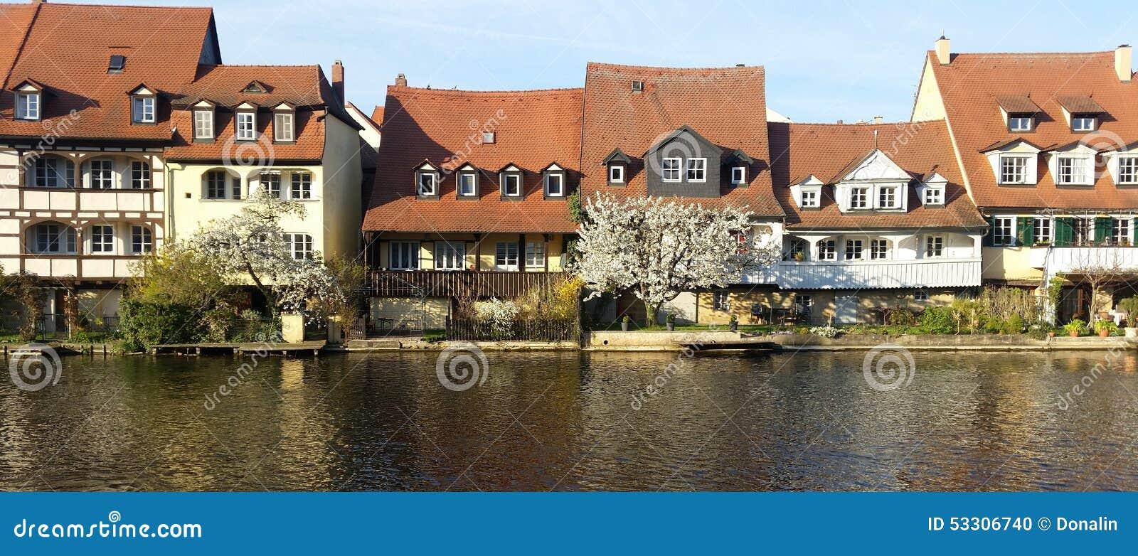 Arhitecture van Bamberg