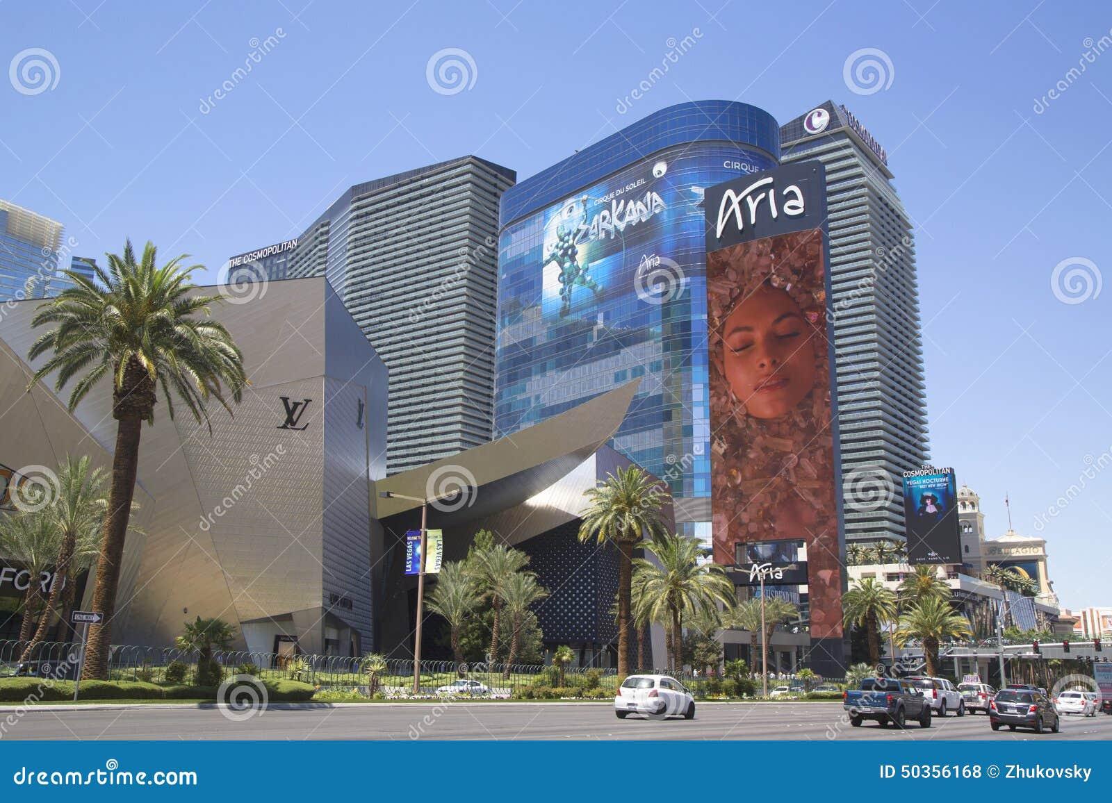 aria hotel and casino las vegas nevada