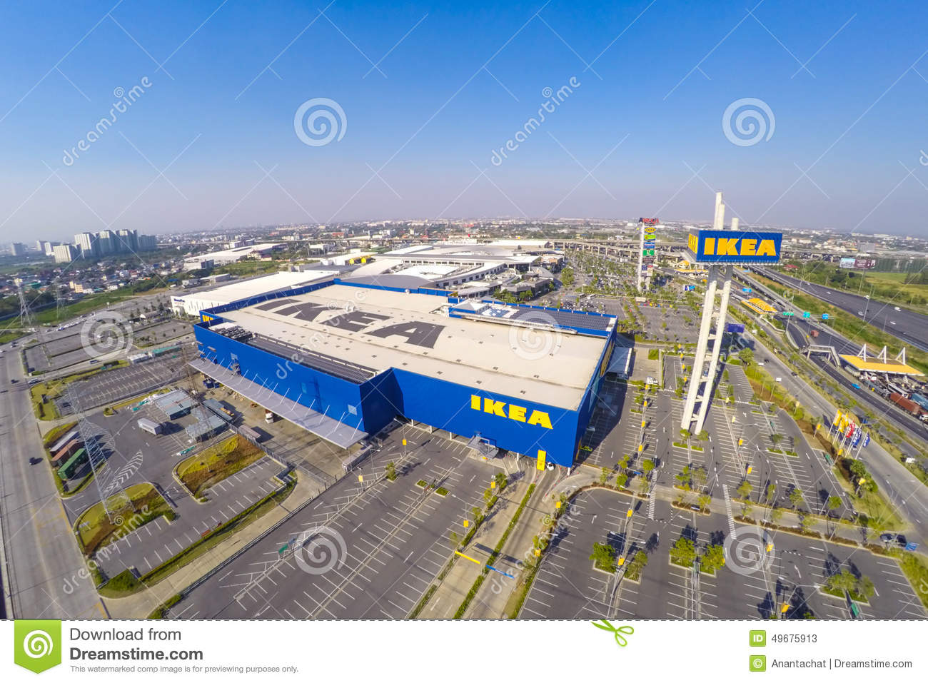 Where Is Ikea In Thailand