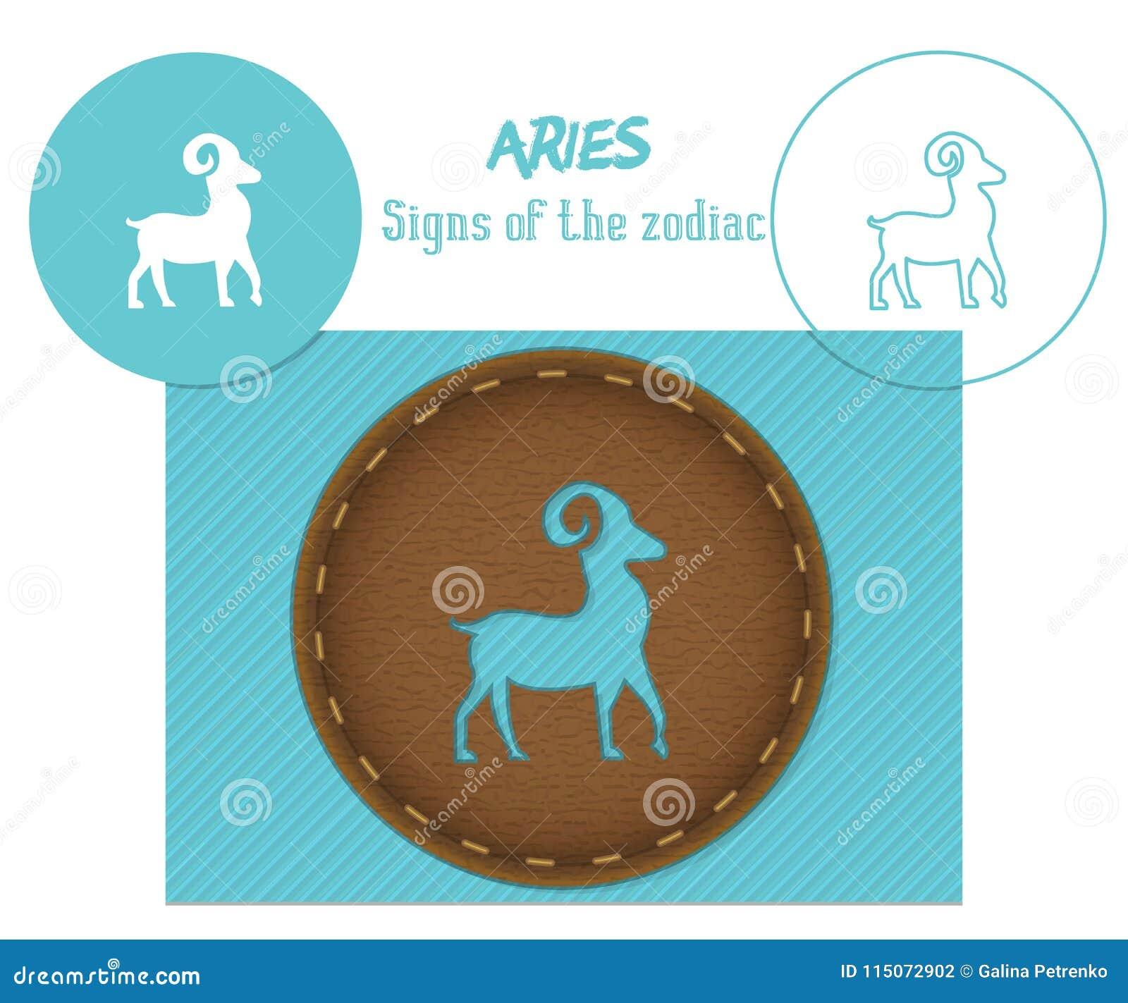 Aridly zodiac σημαδιών Κοπή λέιζερ E