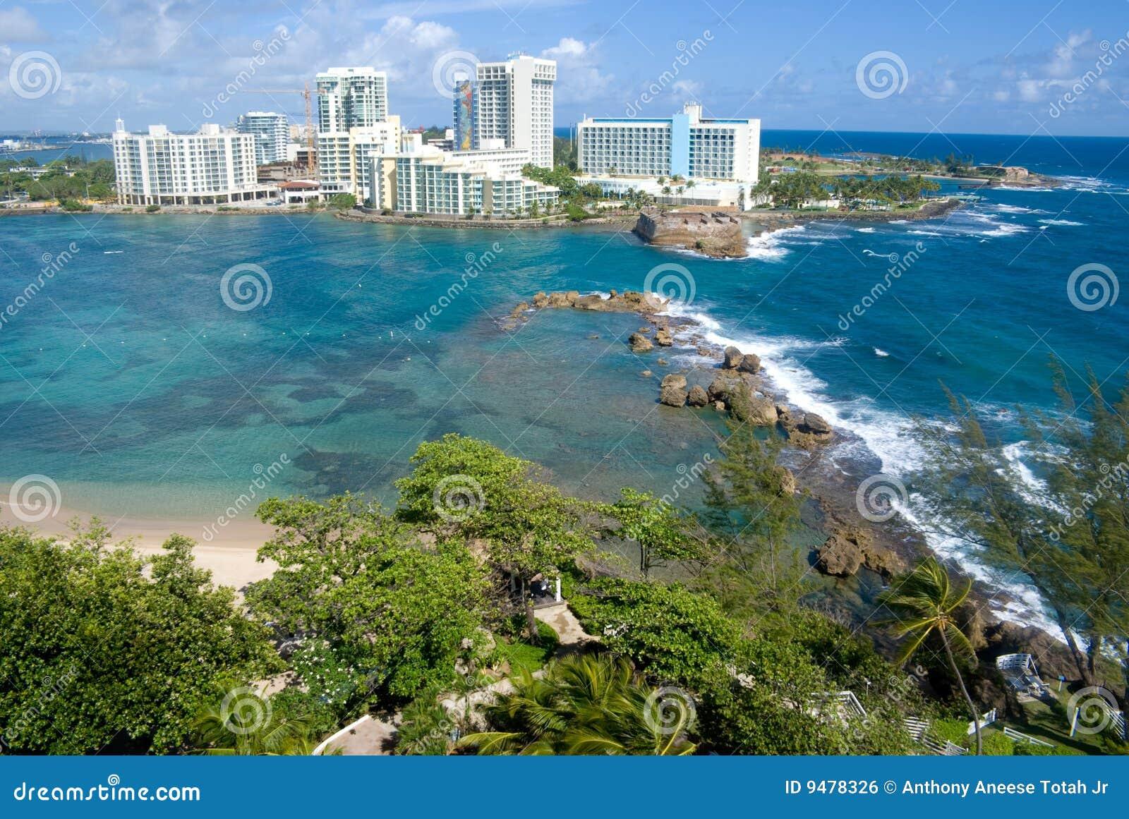 San Juan-municipio de Puerto Rico-datos y fotos