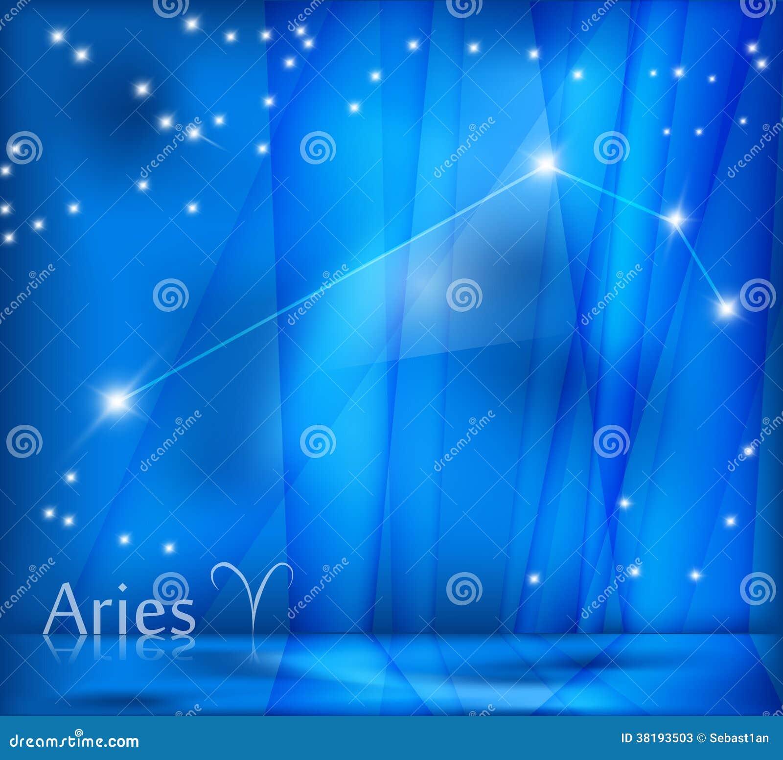 Aries Background