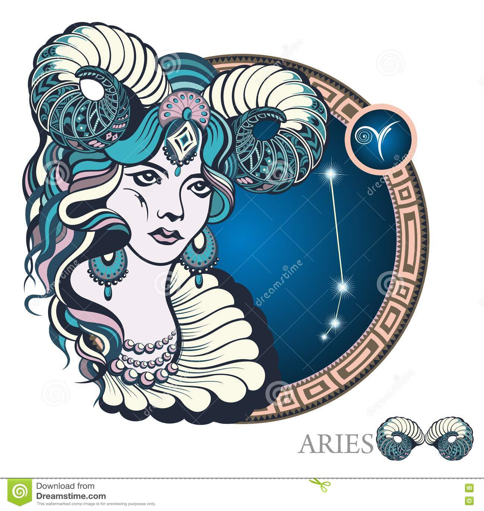 Aries Het teken van de dierenriem