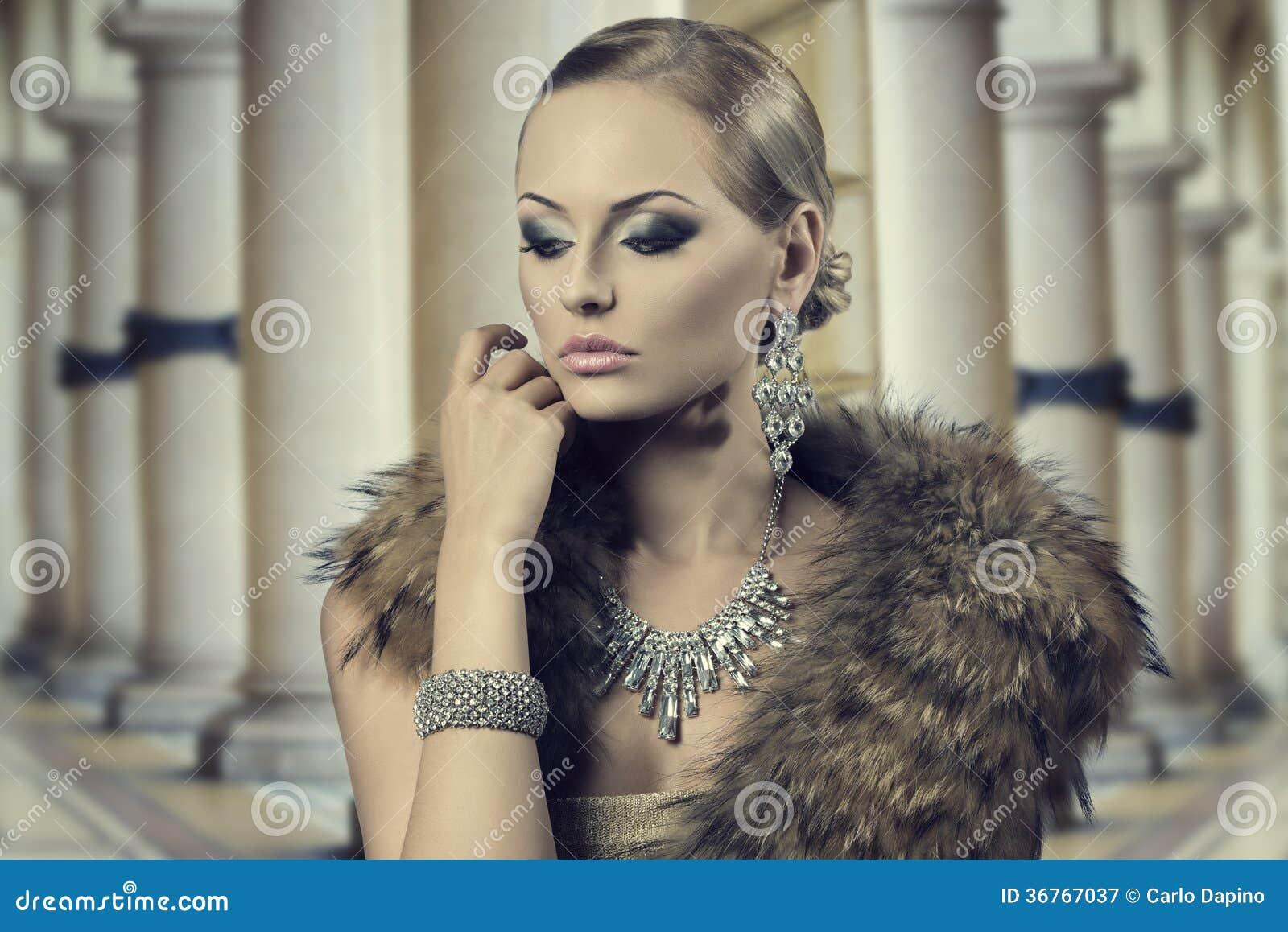 Фото роскошная женщина 19 фотография