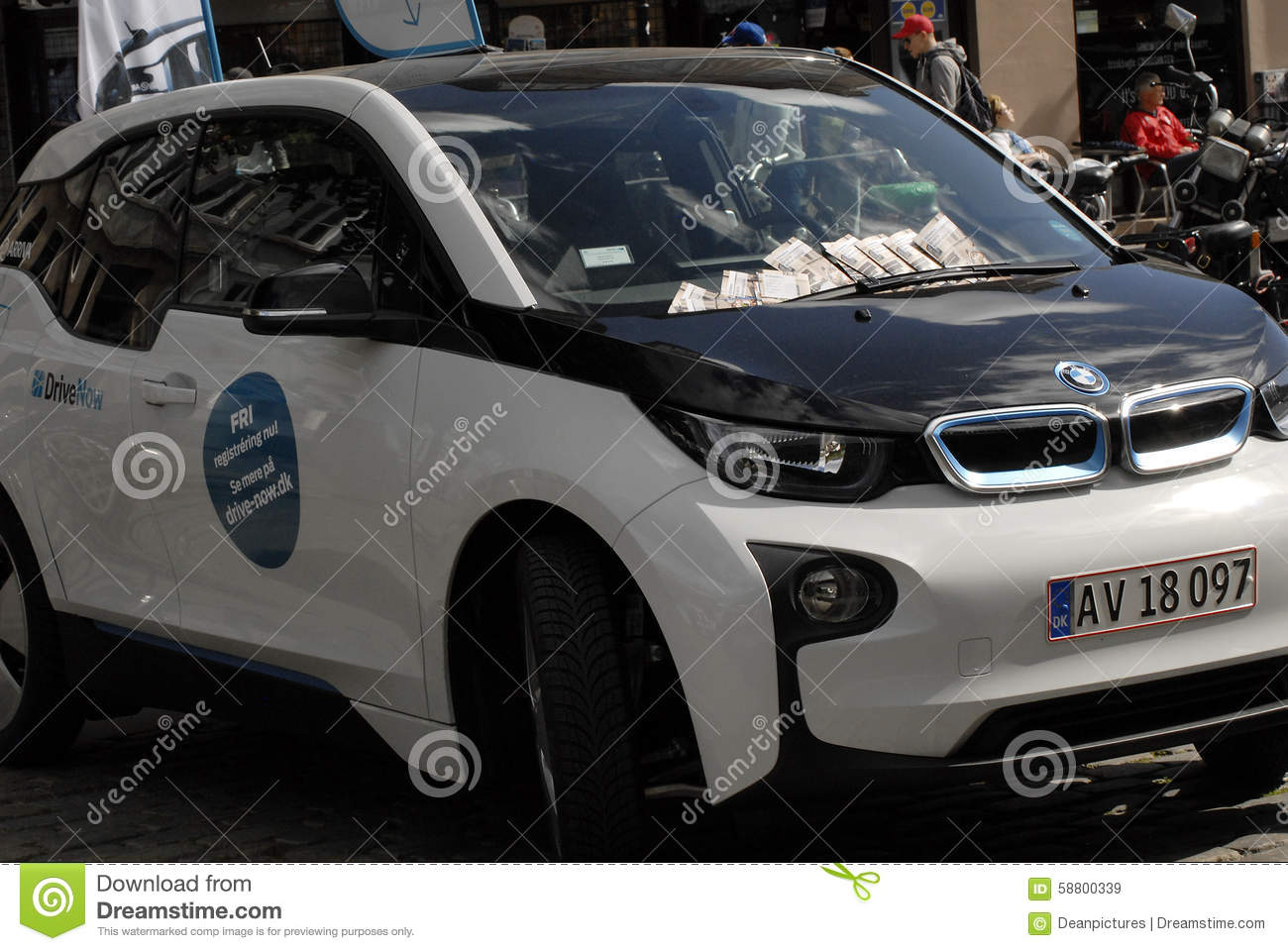 Ariva Launch Drive Now Cars Editorial Stock Image Image Of Germany