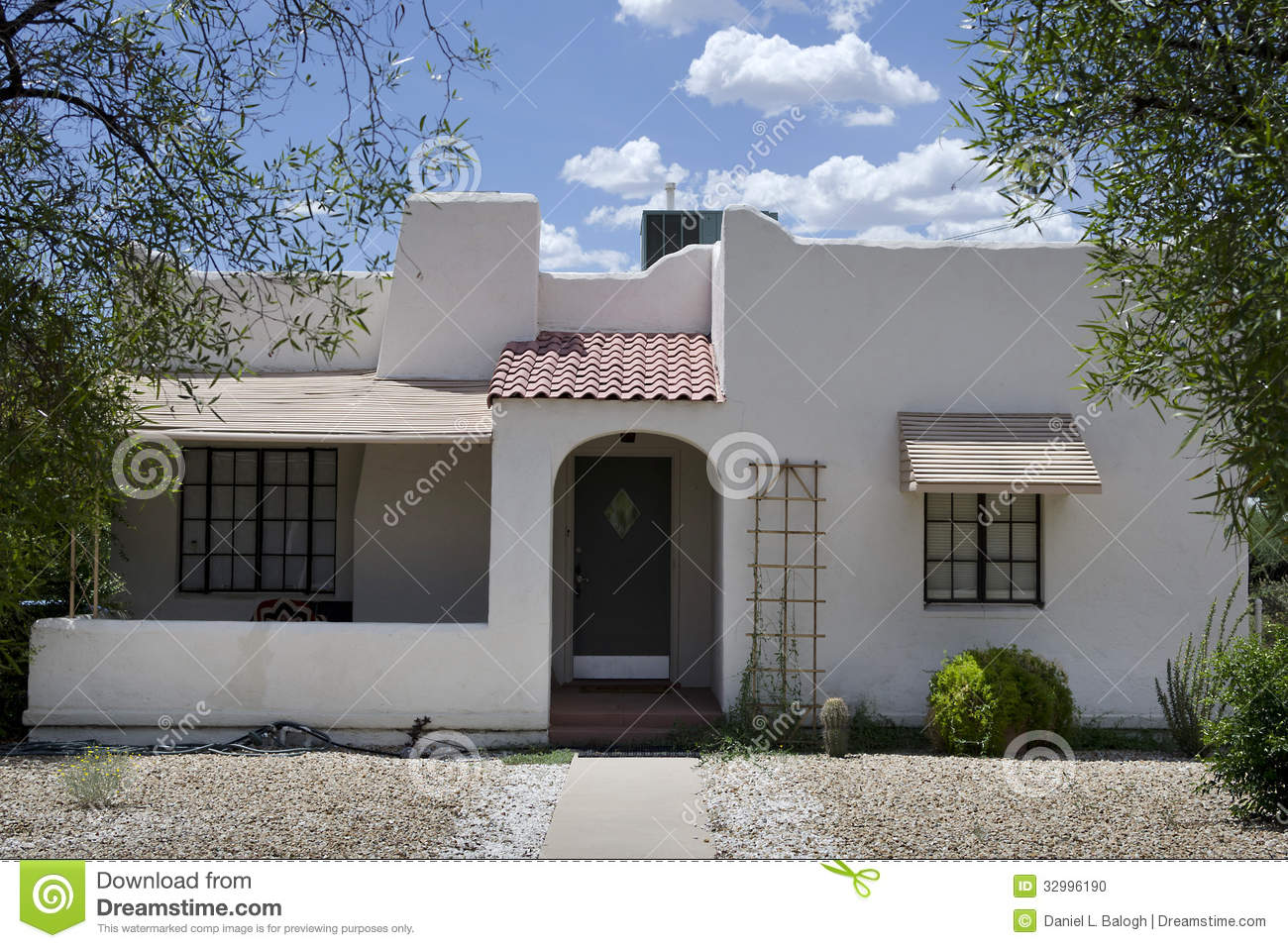 Arizona adobe architecture stock photos download 408 images for Building a house in arizona