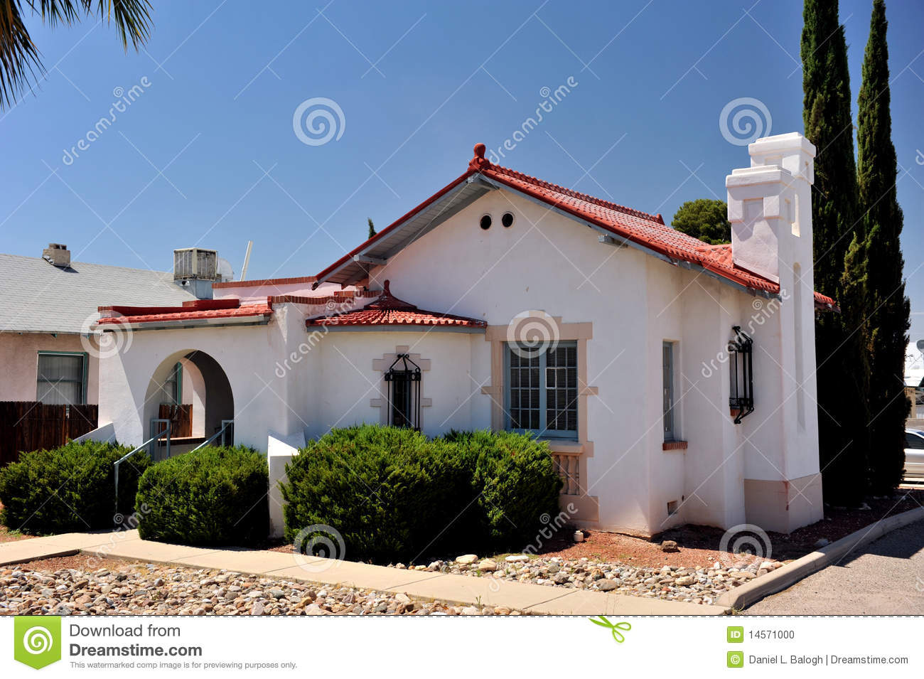 arizona architecture stock photo image of home mexican 14571000