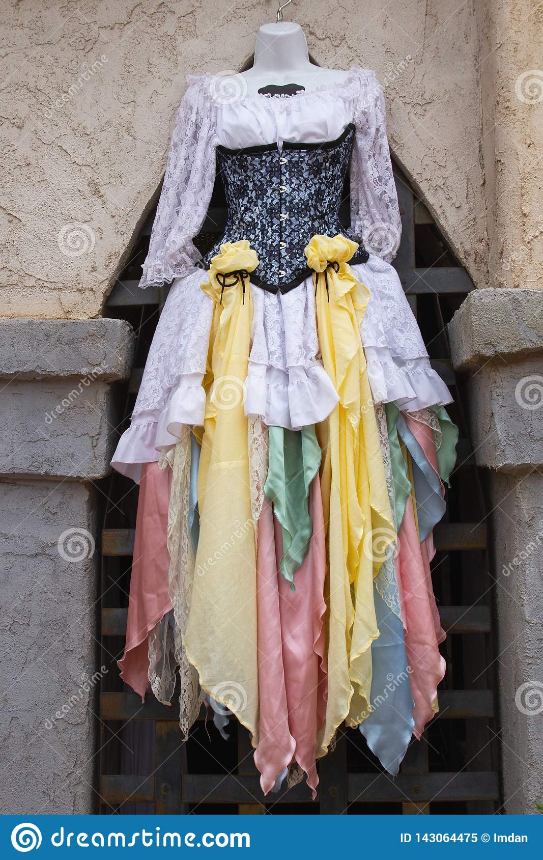 Arizona-Renaissance-Festival-Kostüm
