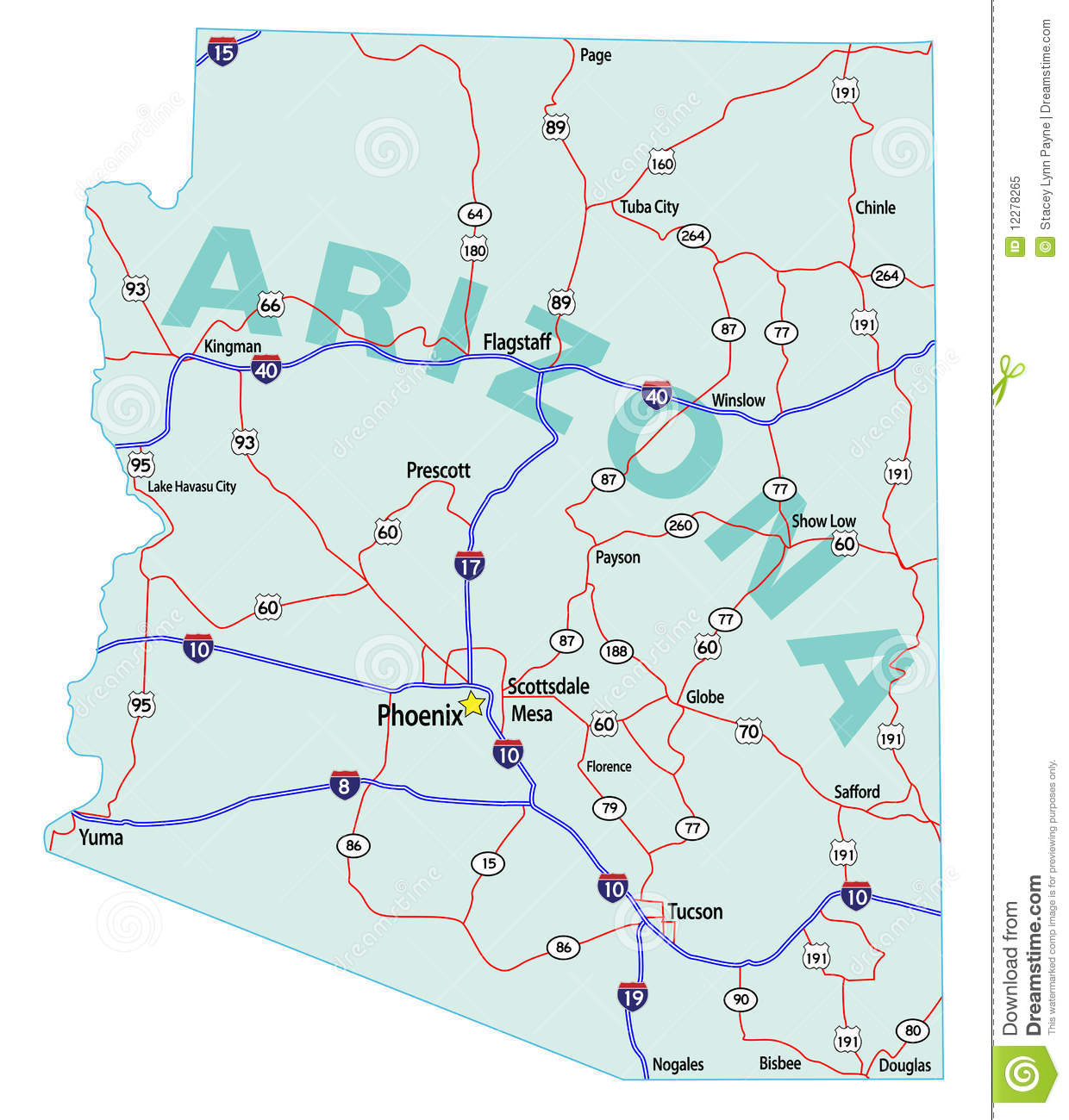 InterstateGuide All You Need To Know About Interstate Highways - Map of usa states interstates