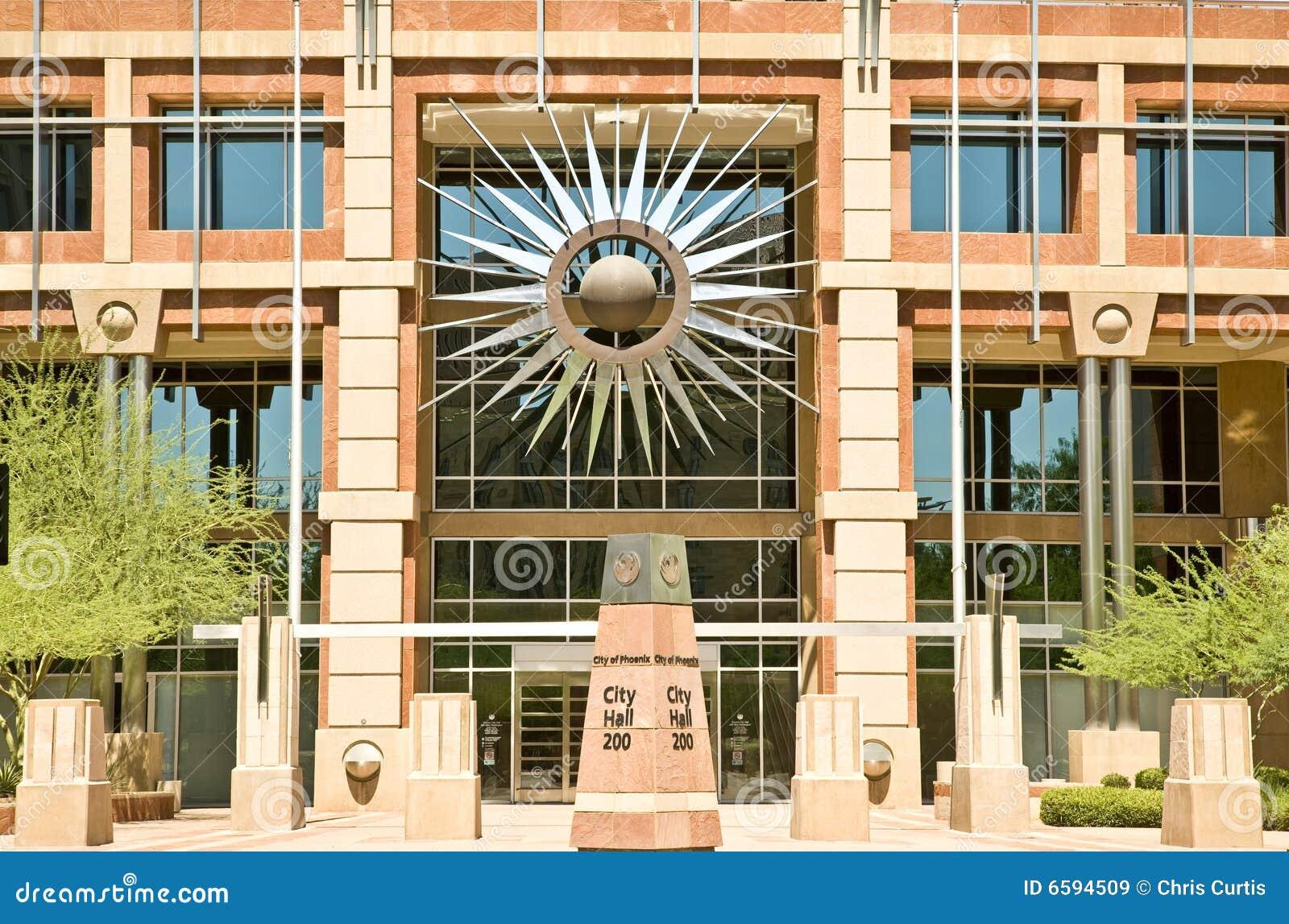 Arizona urząd miasta nowy feniks