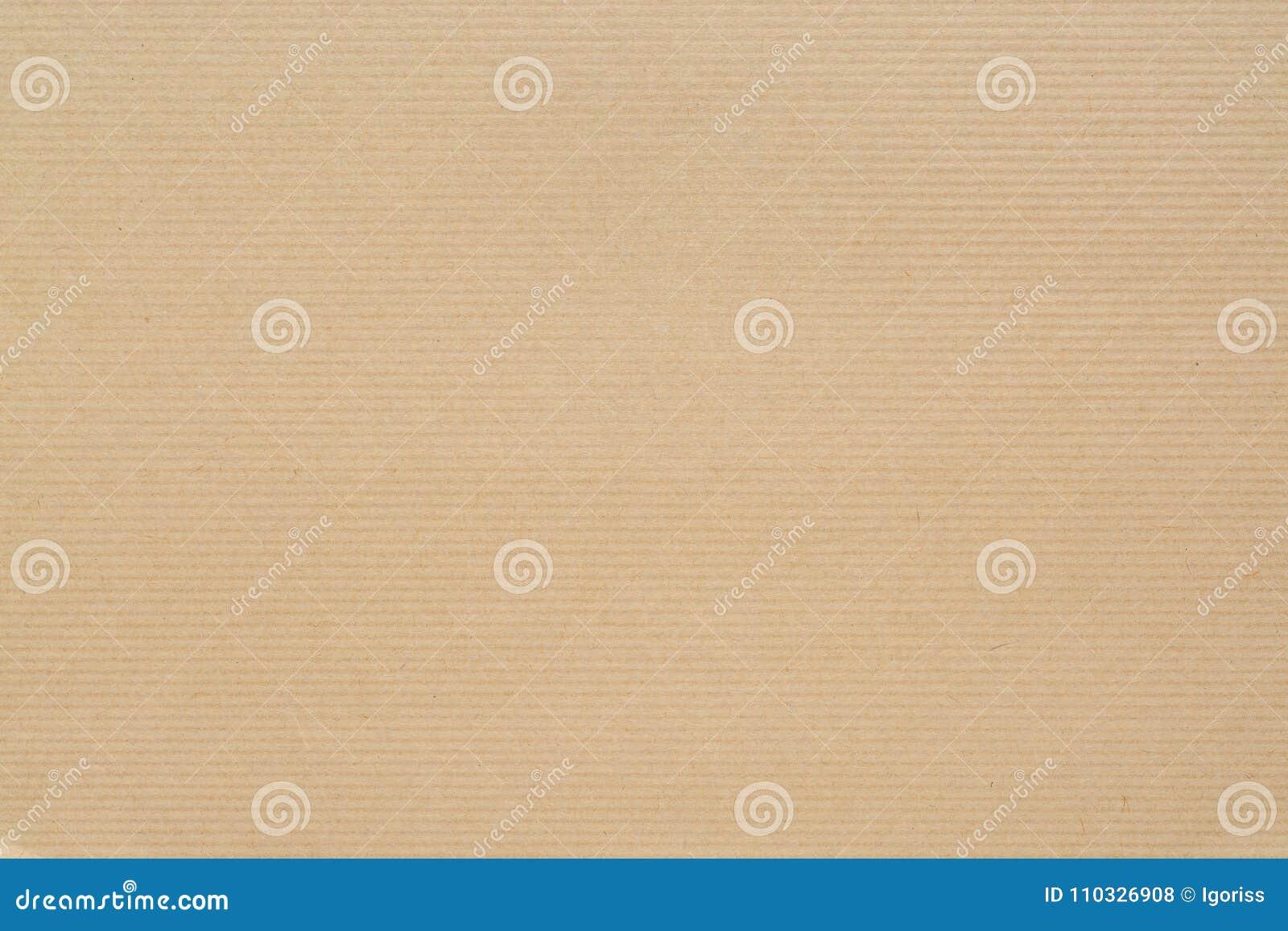 Ark av Kraft papper i hög upplösning