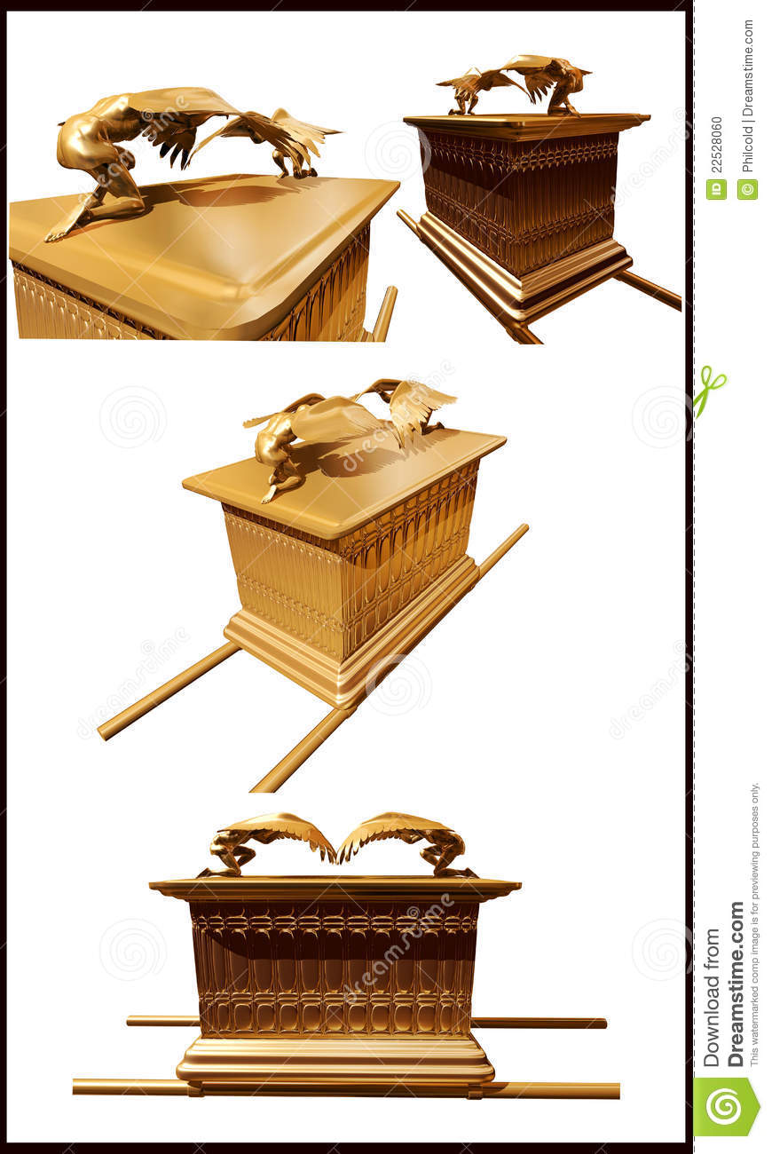 Ark Of The Covenant Stock Photo - Image: 22528060