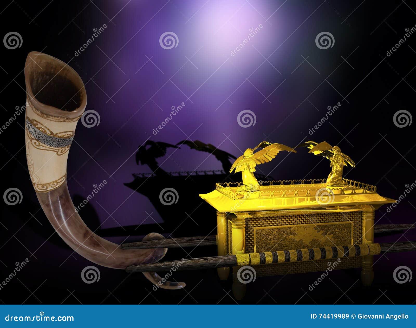 Ark of the Covenant s Shofar