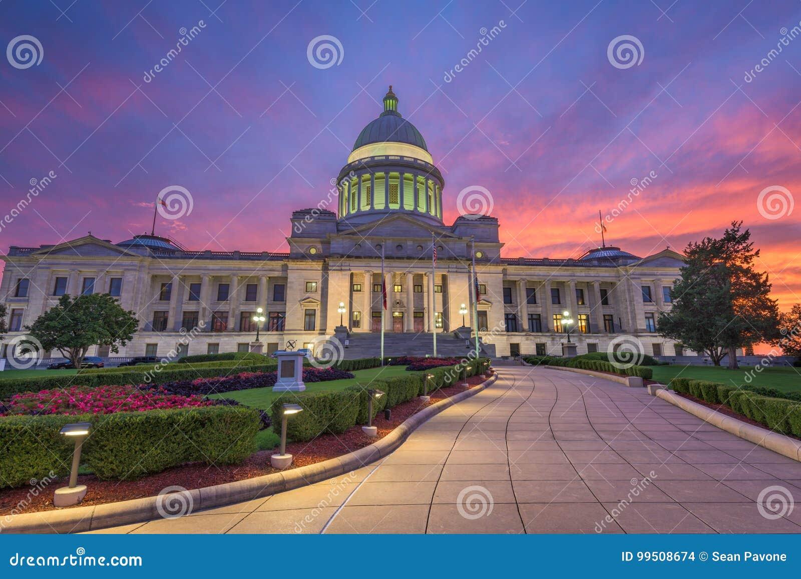 Arkansas capitoltillstånd