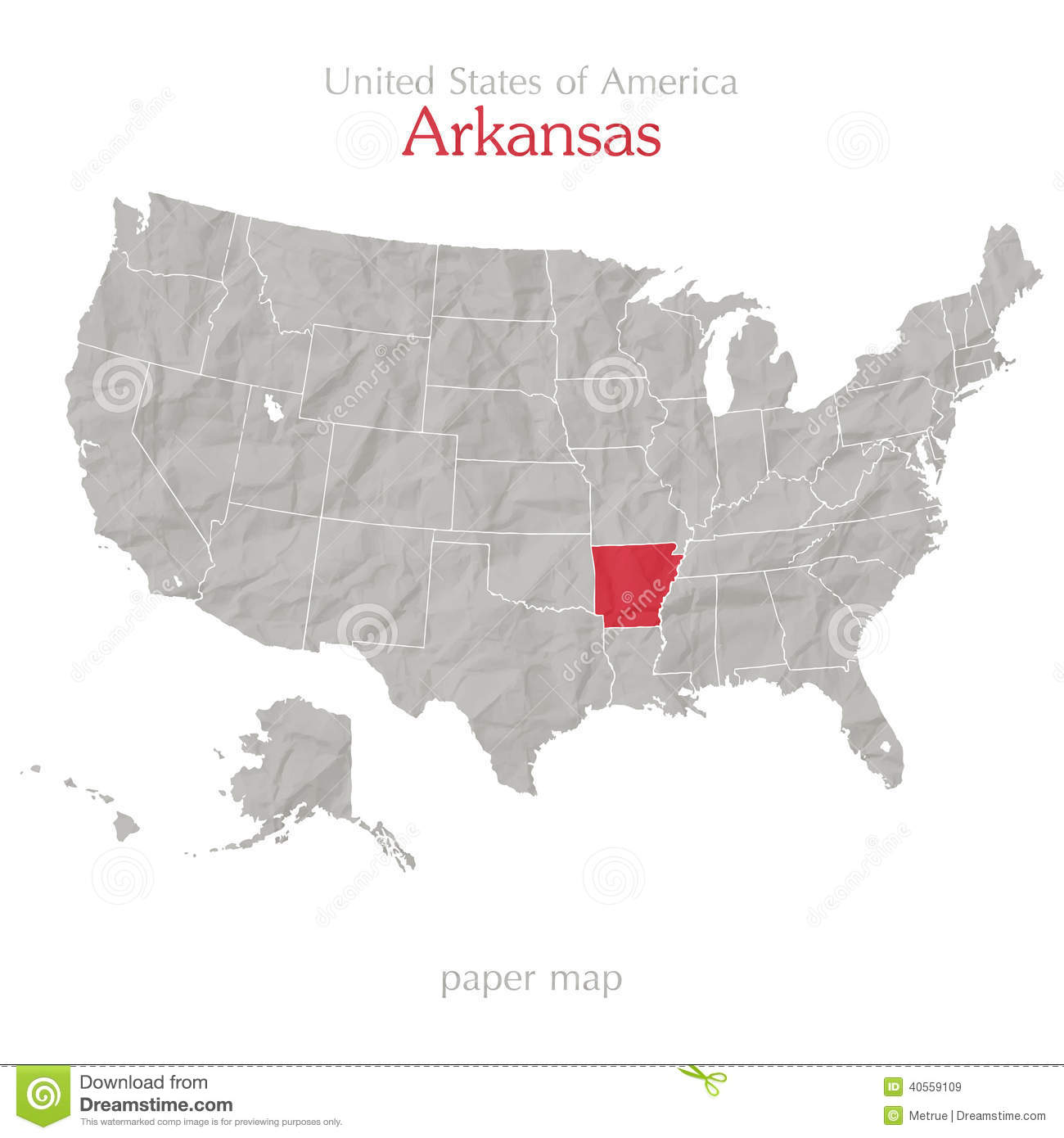 Map Of Ar Banner Pictures To Pin On Pinterest PinsDaddy - United states map arkansas