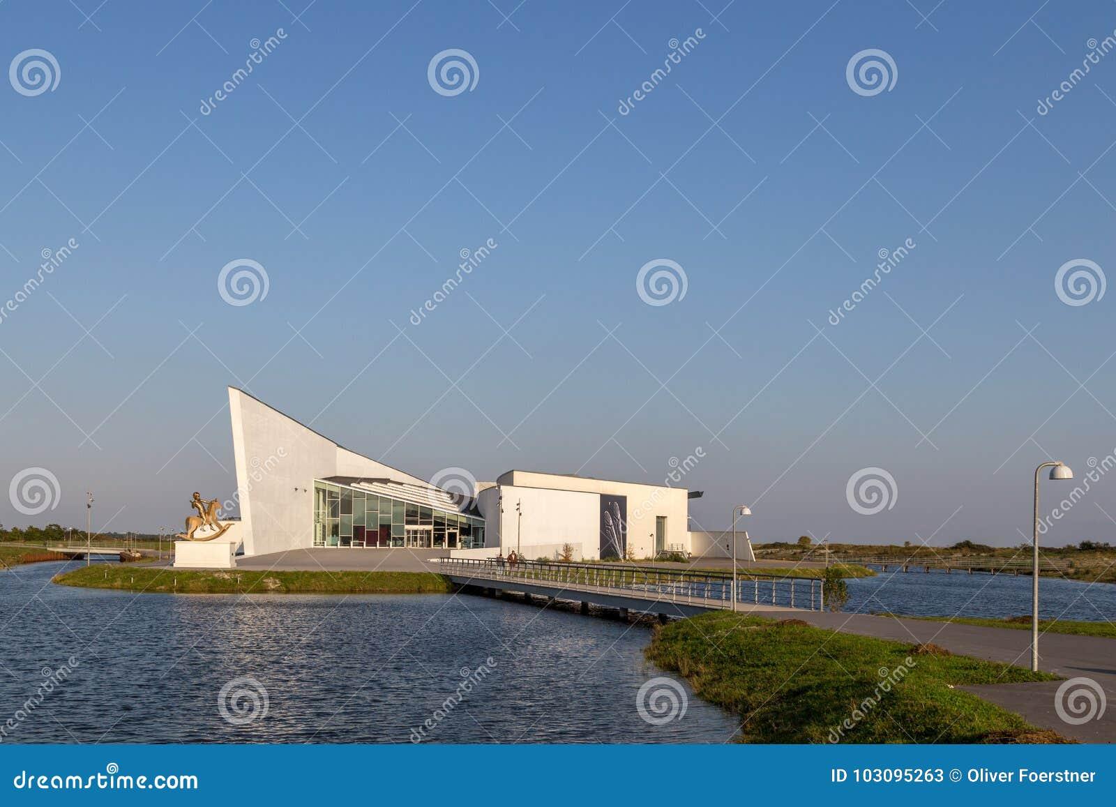 Arken Museum Of Modern Art Copenhagen Editorial Stock Photo