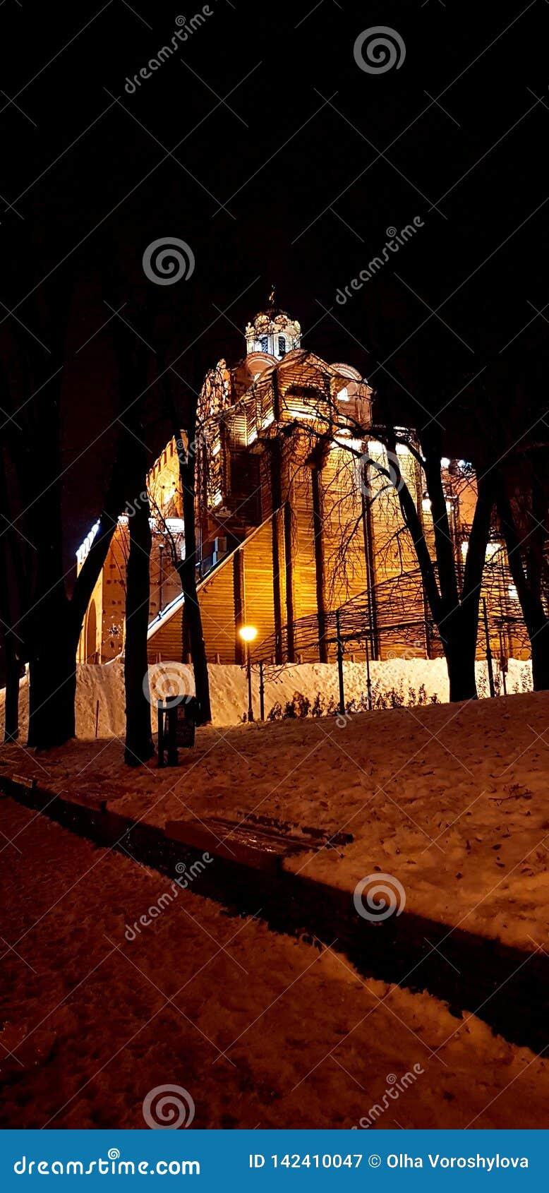 Arkitekthistoria kyiv Ukraina