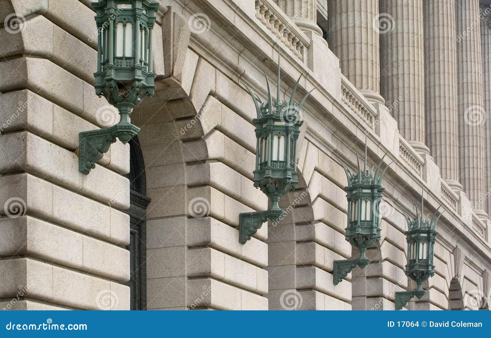 Arkitektonisk lighting