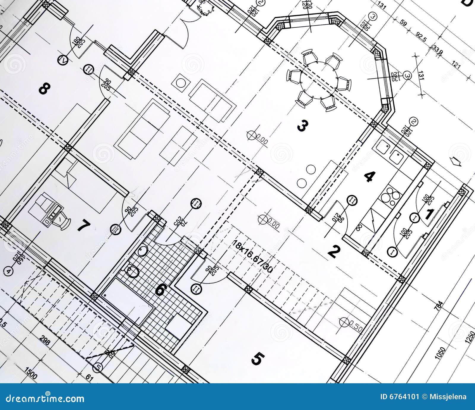 Arkitektoniskt plan