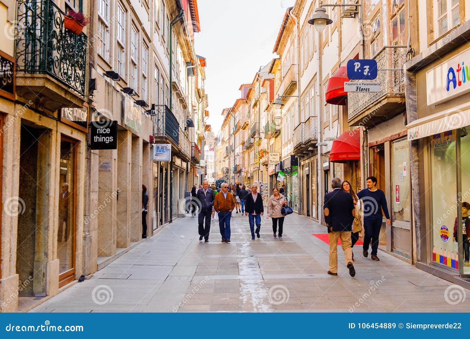 Arkitektur av Braga, Portugal