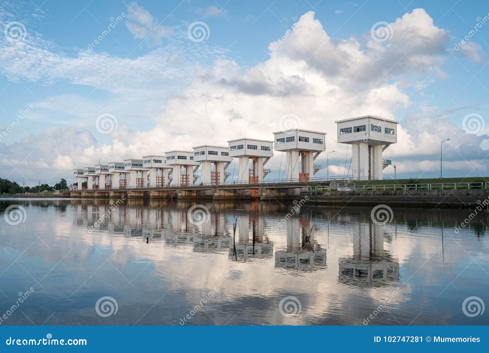 Arkitektur som bygger härliga Utho Wipat prasitdammluckor