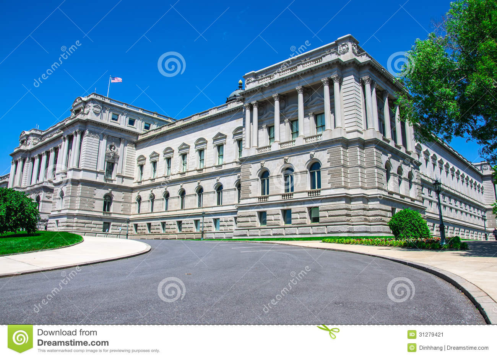 Arkiv av kongressen, Washington, DC