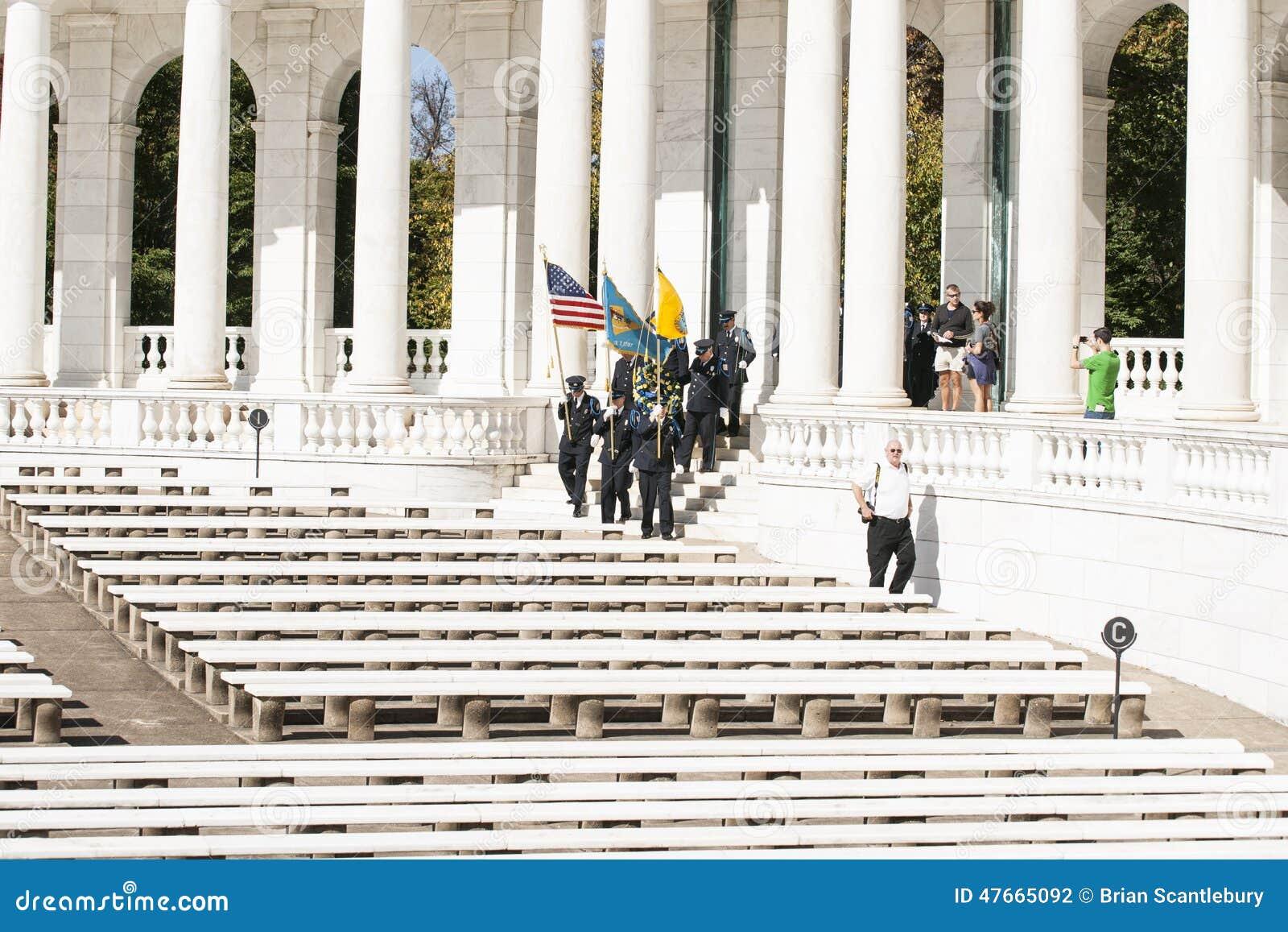 Arlington-Denkmal-Amphitheater