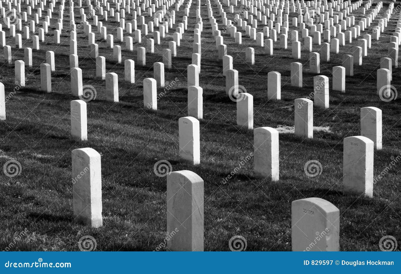 Arlington Headstones