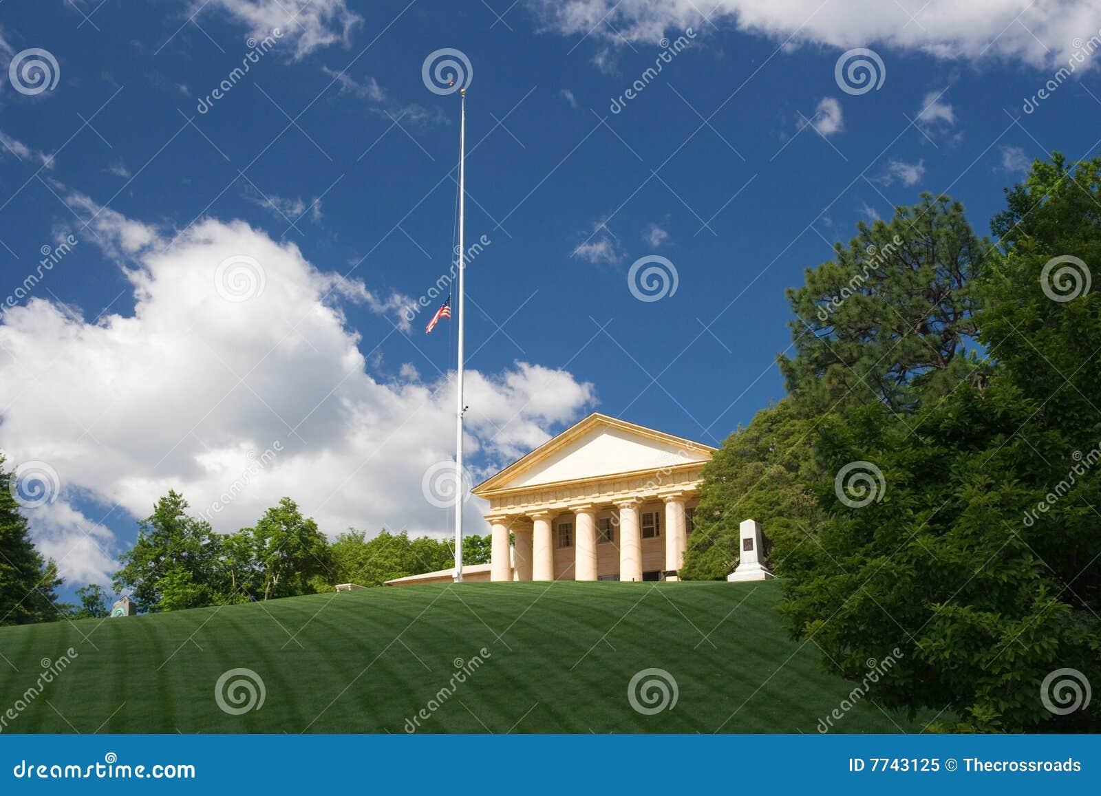 Arlington-nationaler Kirchhof