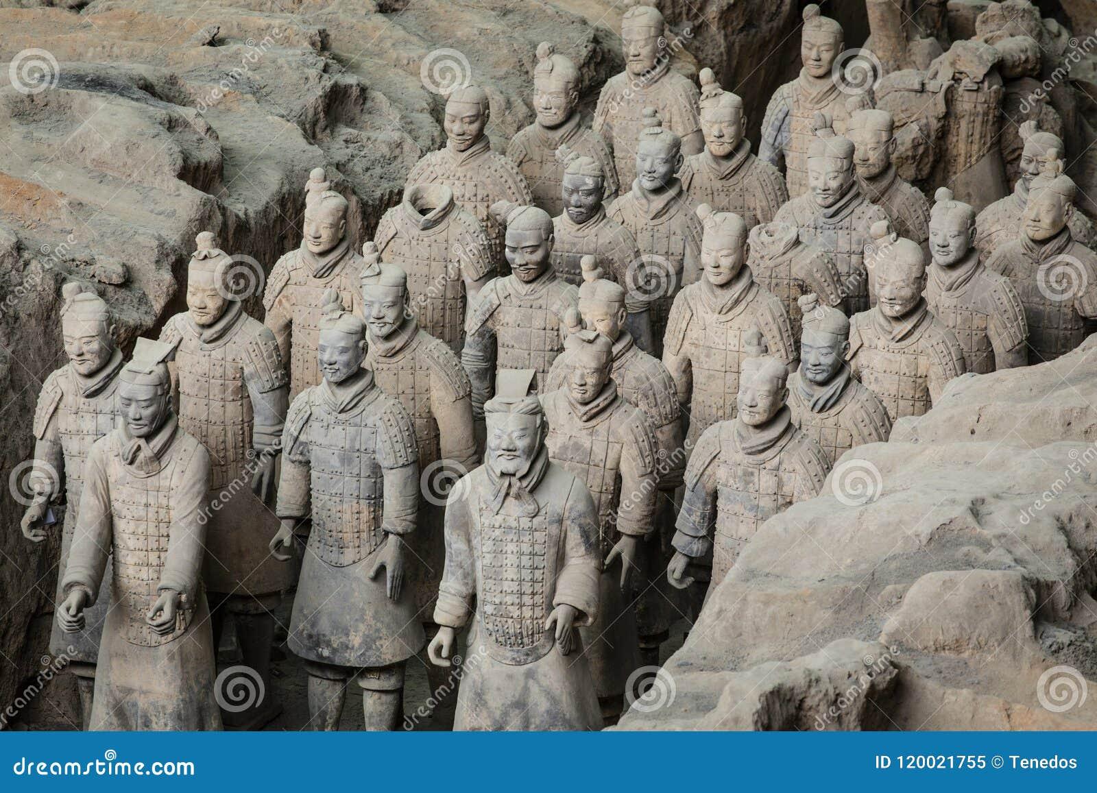 Armée de Terracota du premier empereur de la Chine