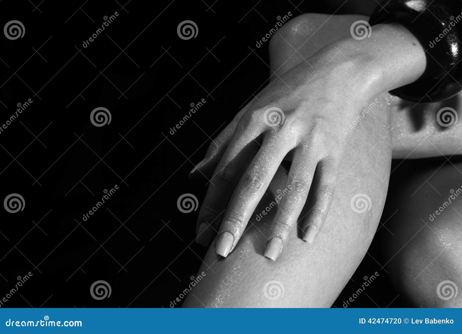 Arm und Bein