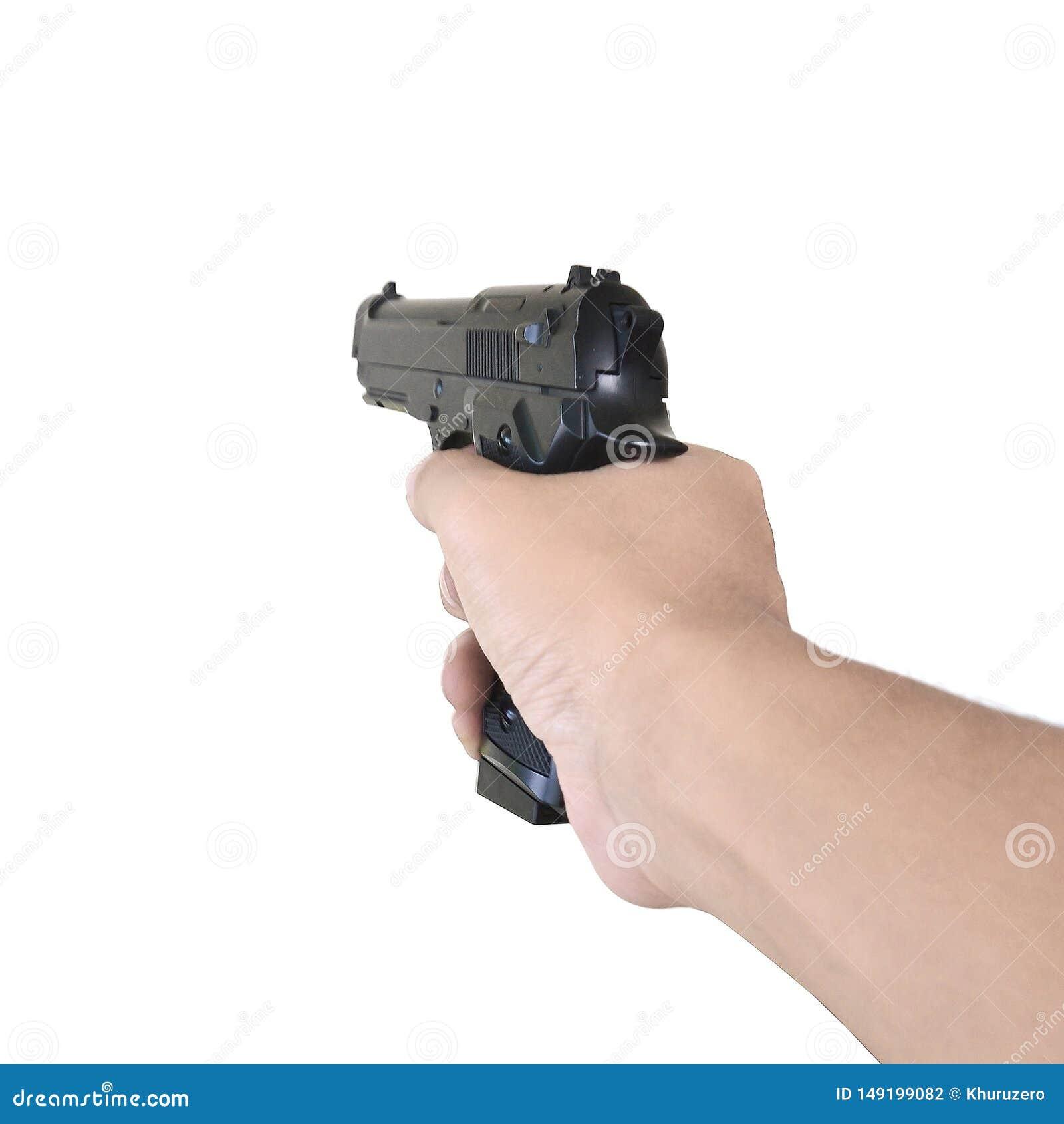 Arma de la explotaci?n agr?cola de la mano